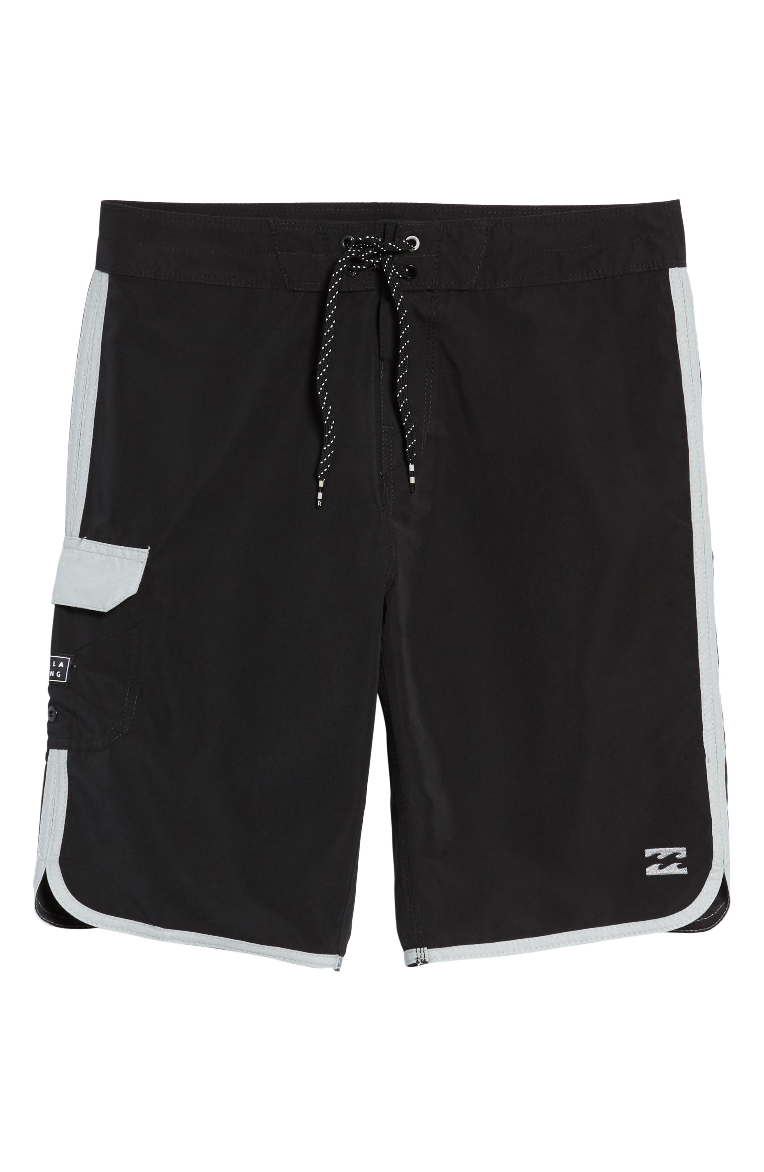 73 OG Board Shorts,                             Alternate thumbnail 6, color,                             Black