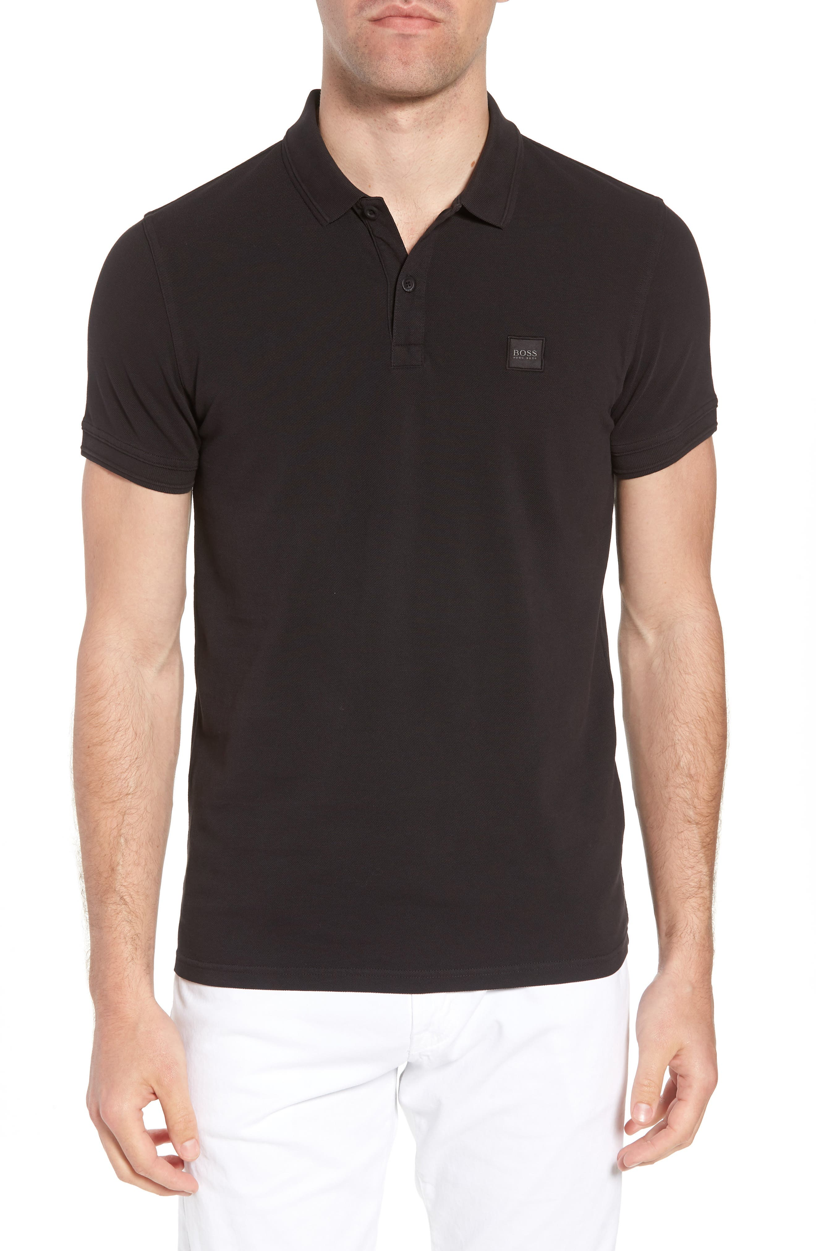 BOSS Prime Slim Fit Polo