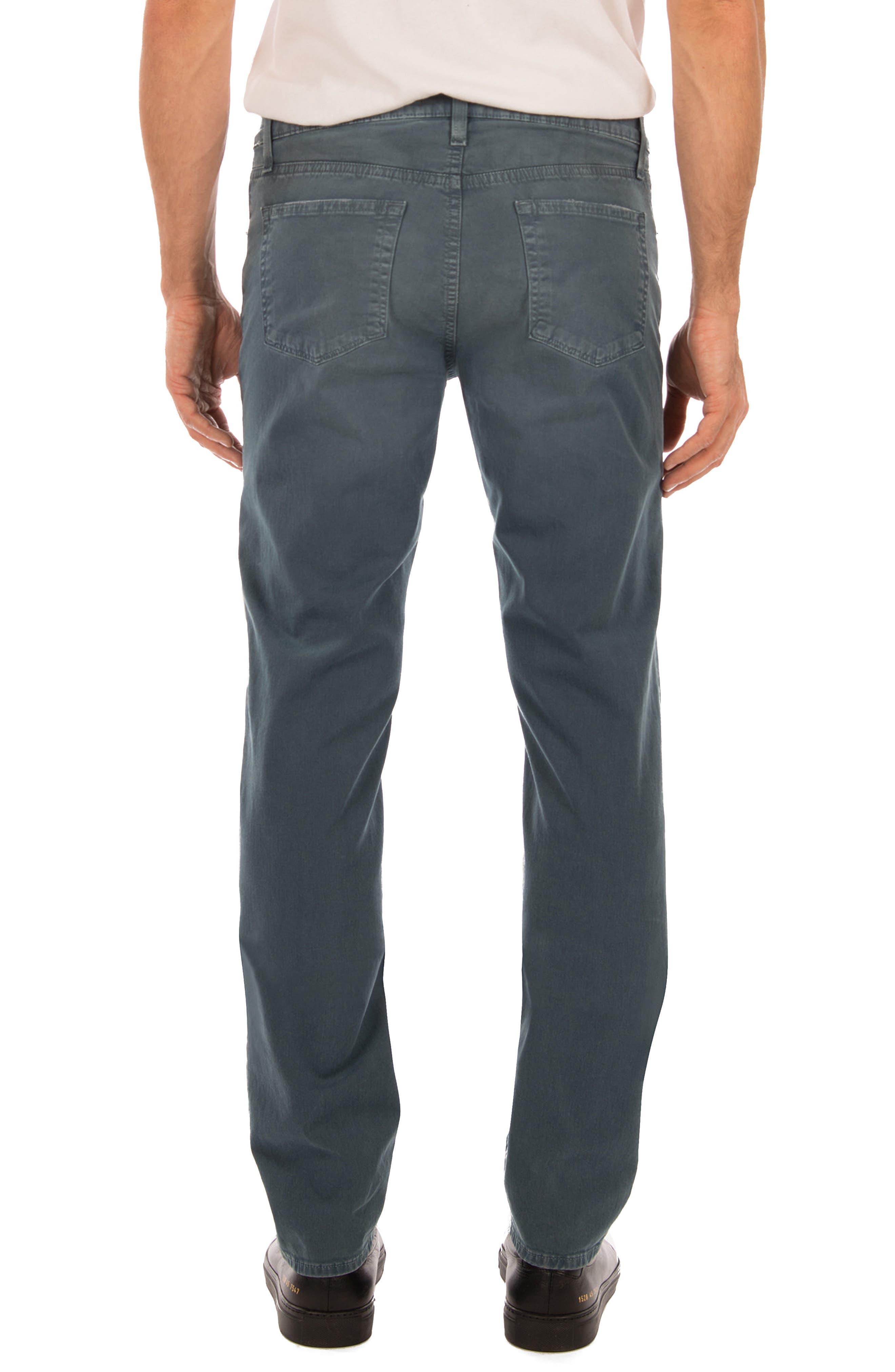 Tyler Slim Fit Jeans,                             Alternate thumbnail 3, color,                             Thrashed Tilite