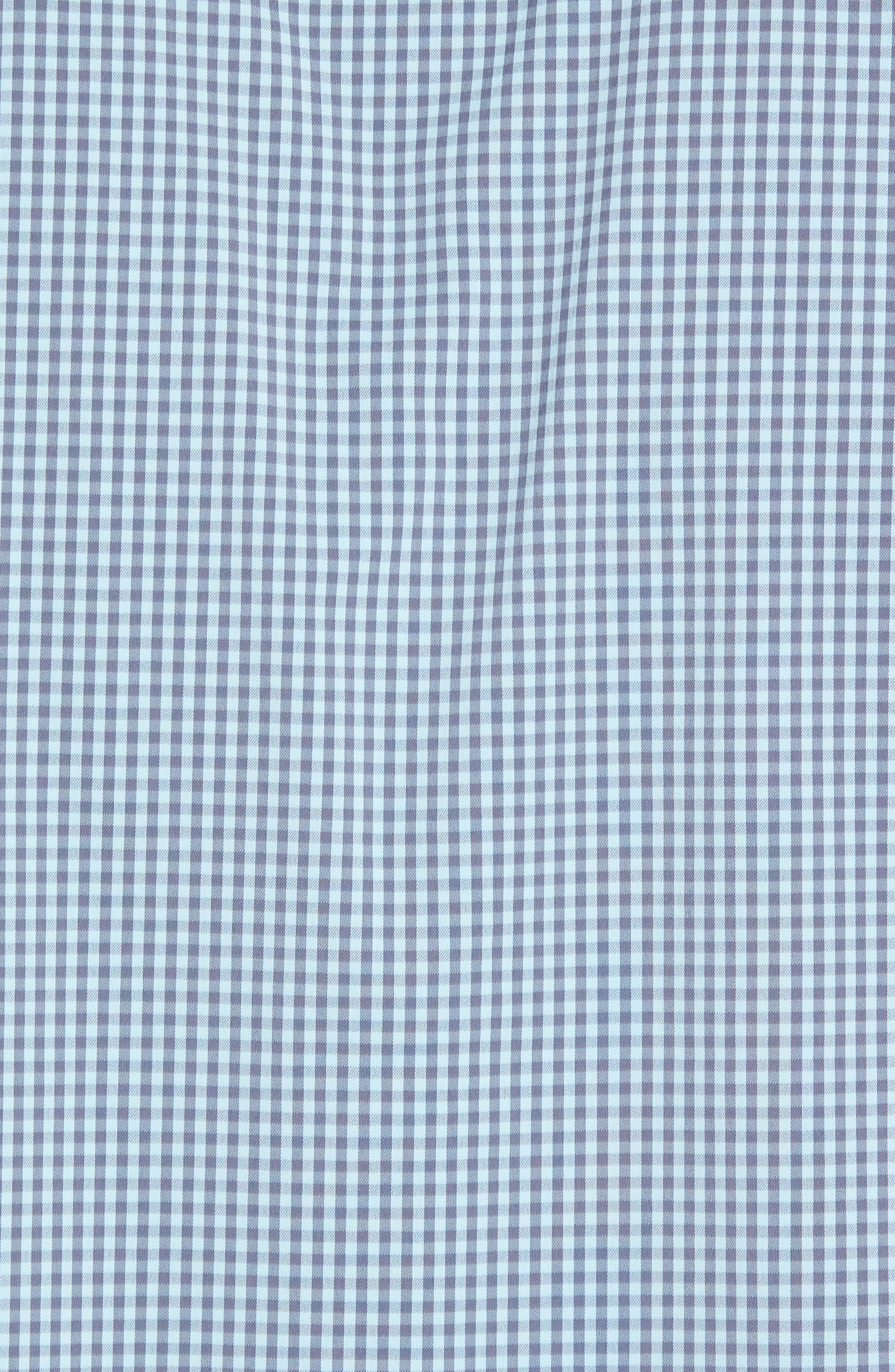 Gygax Regular Fit Sport Shirt,                             Alternate thumbnail 5, color,                             Porcelain Blue