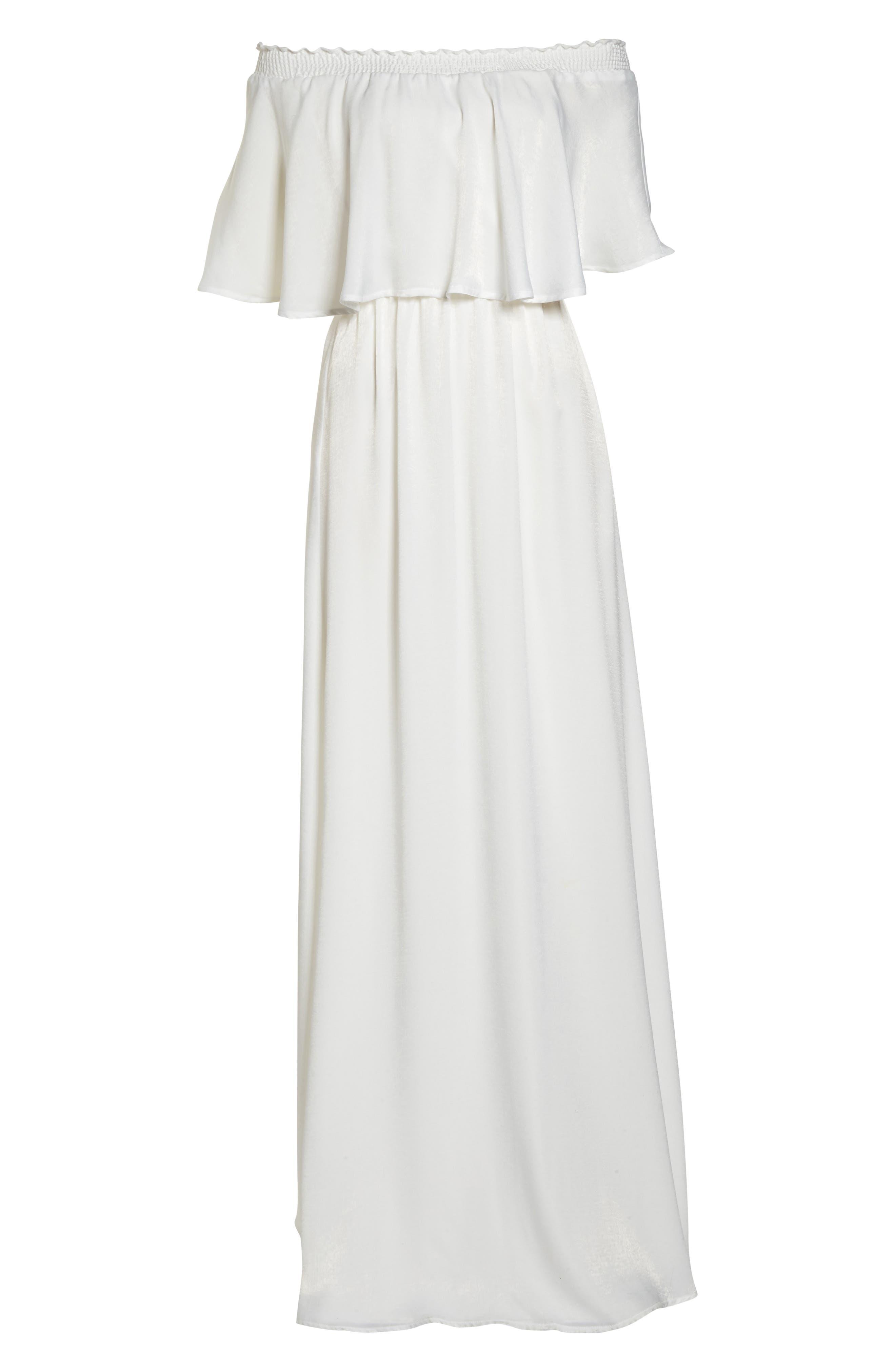 Alternate Image 6  - Show Me Your Mumu Hacienda Convertible Gown