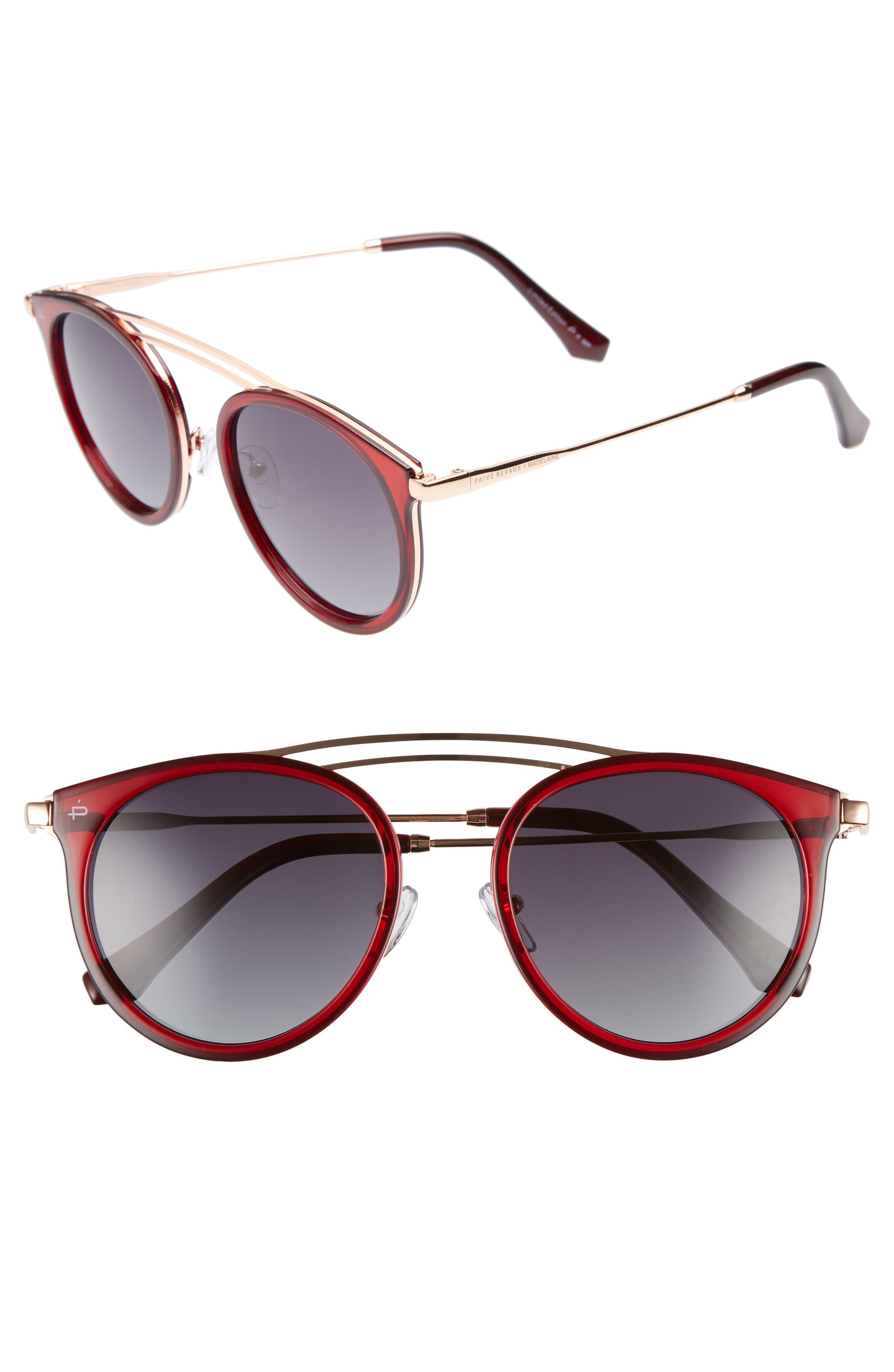 Privé Revaux x Madelaine Petsch The Rogue 50mm Sunglasses