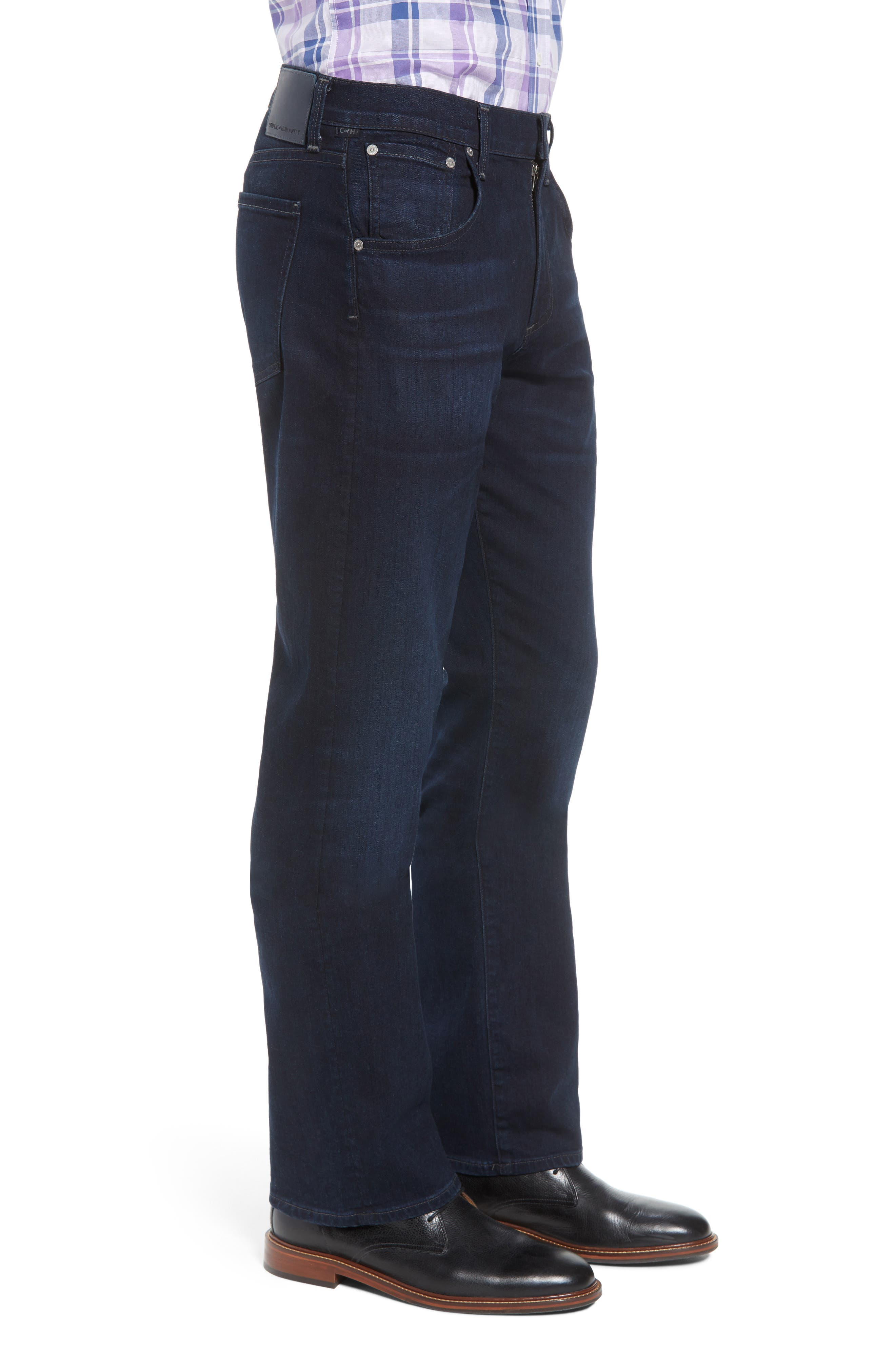 Citzens of Humanity Perfect Relaxed Fit Jeans,                             Alternate thumbnail 3, color,                             Miles