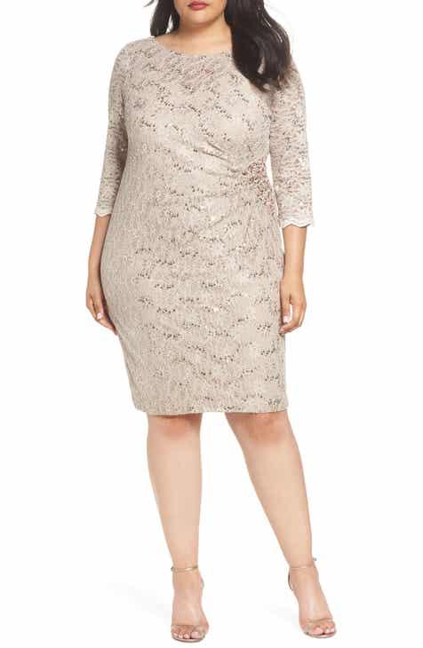 Womens Shift Plus Size Dresses Nordstrom