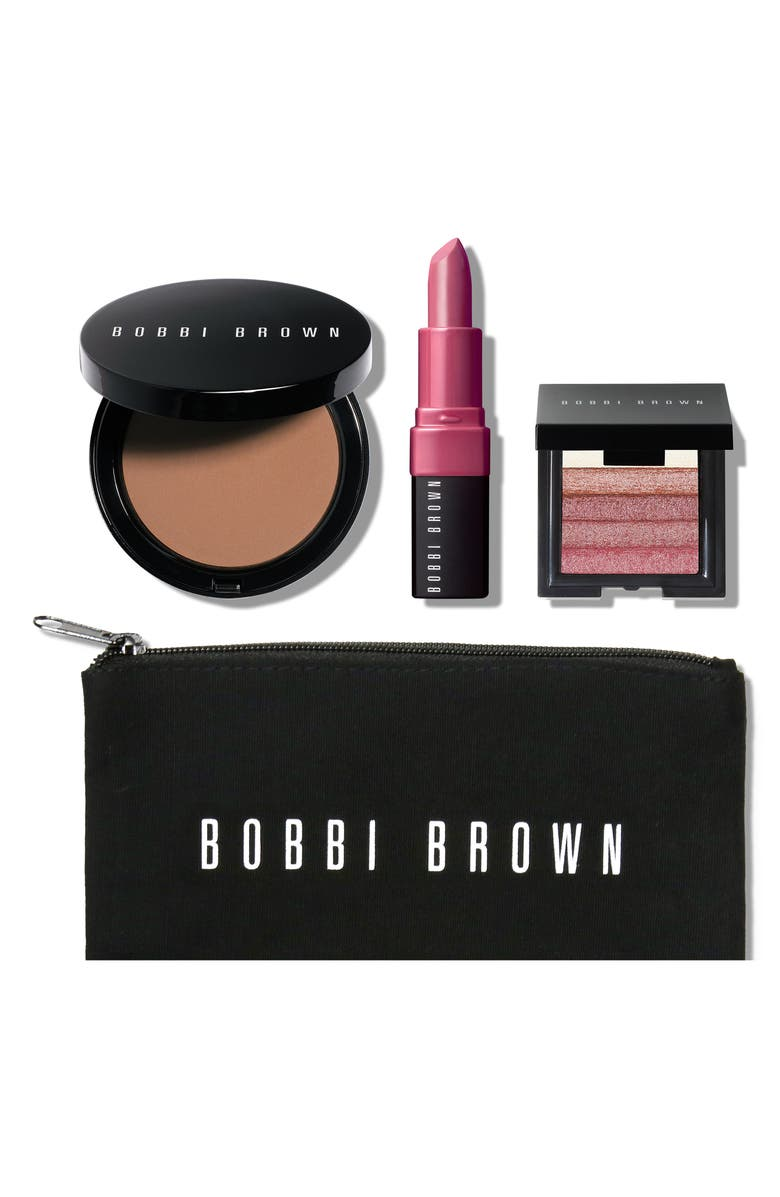Bobbi Brown Rosy Glow Lip & Cheek Set