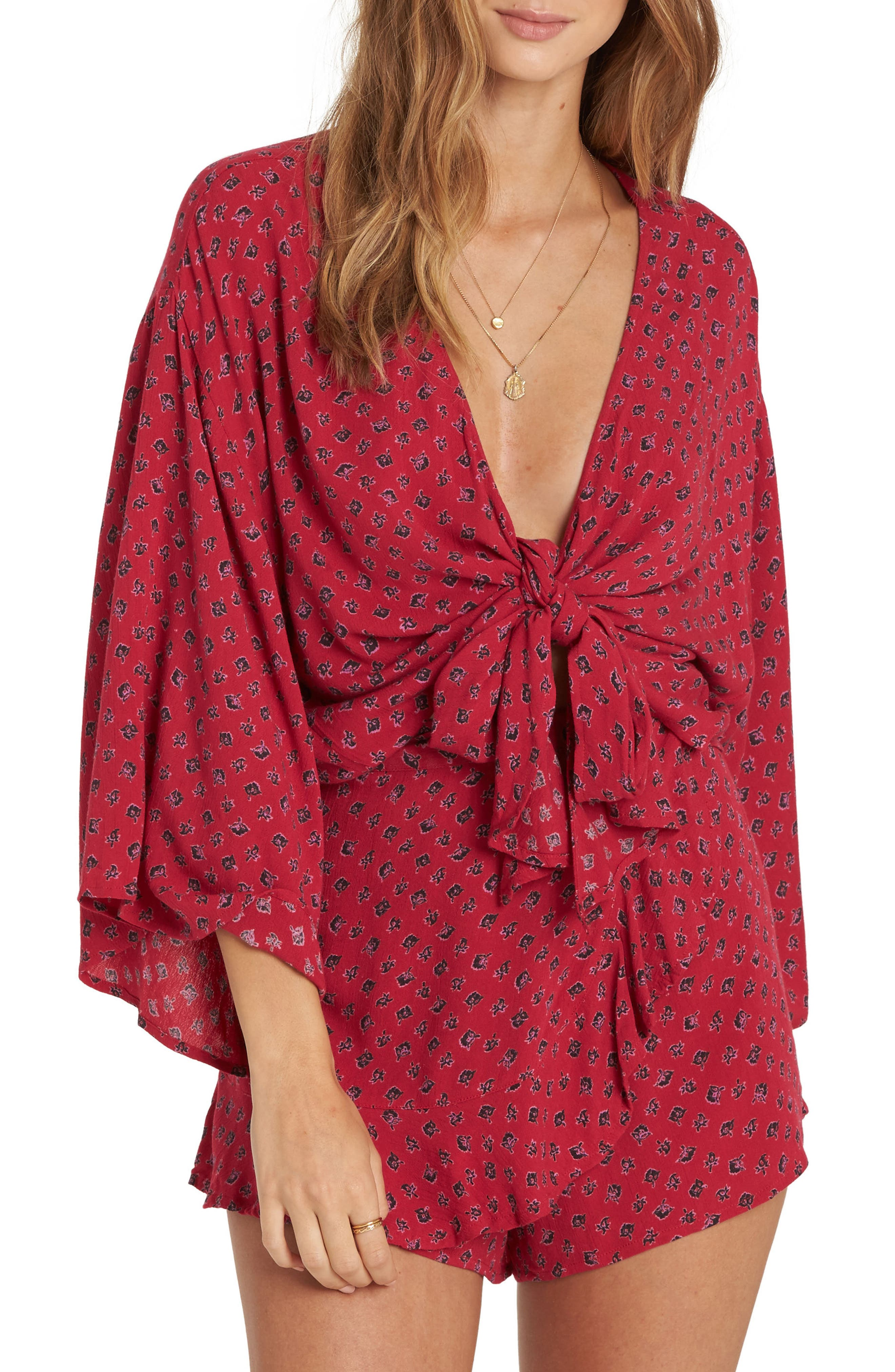 Knot Yours Top by Billabong