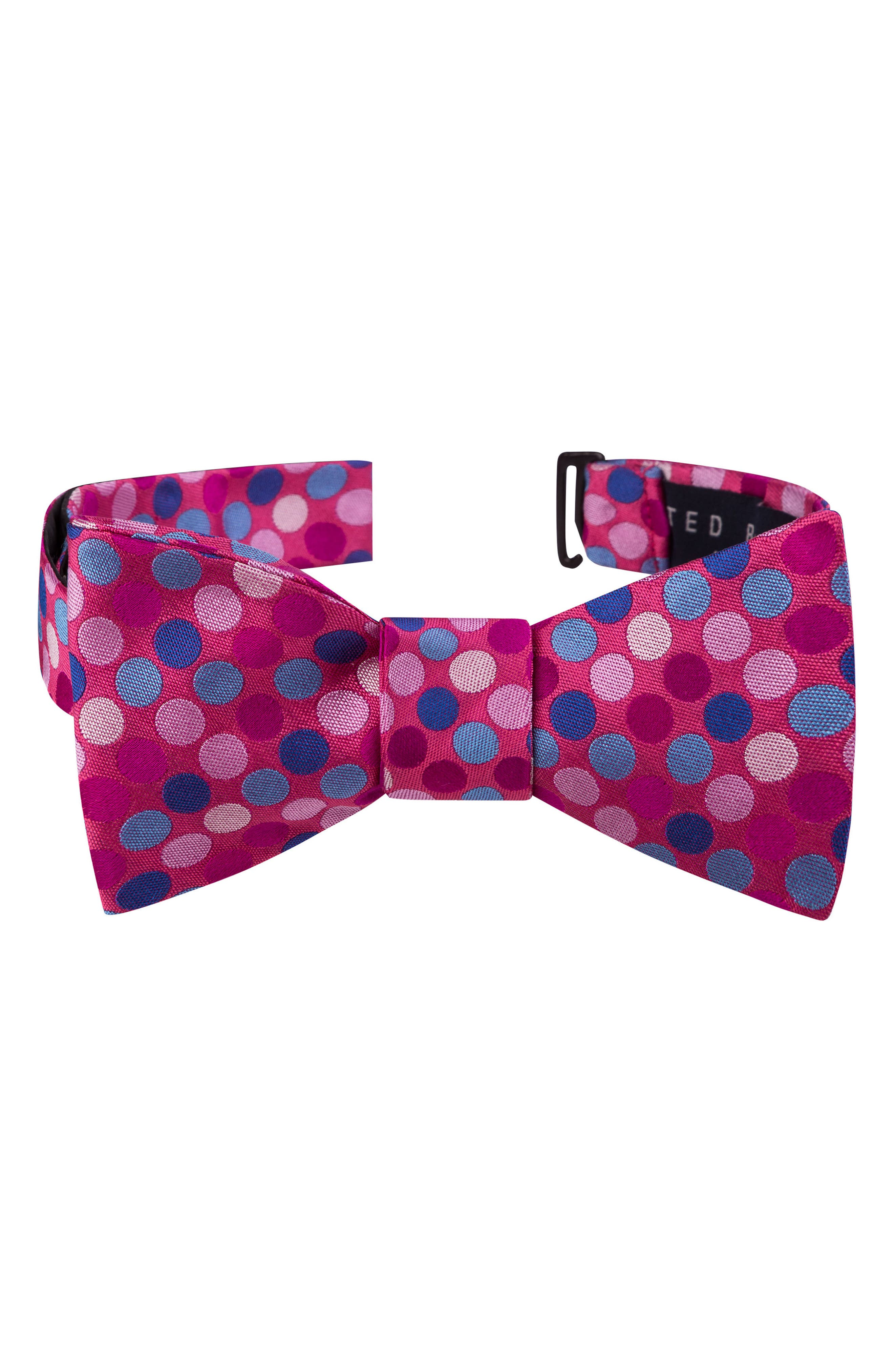Ted Baker London Dot Silk Bow Tie