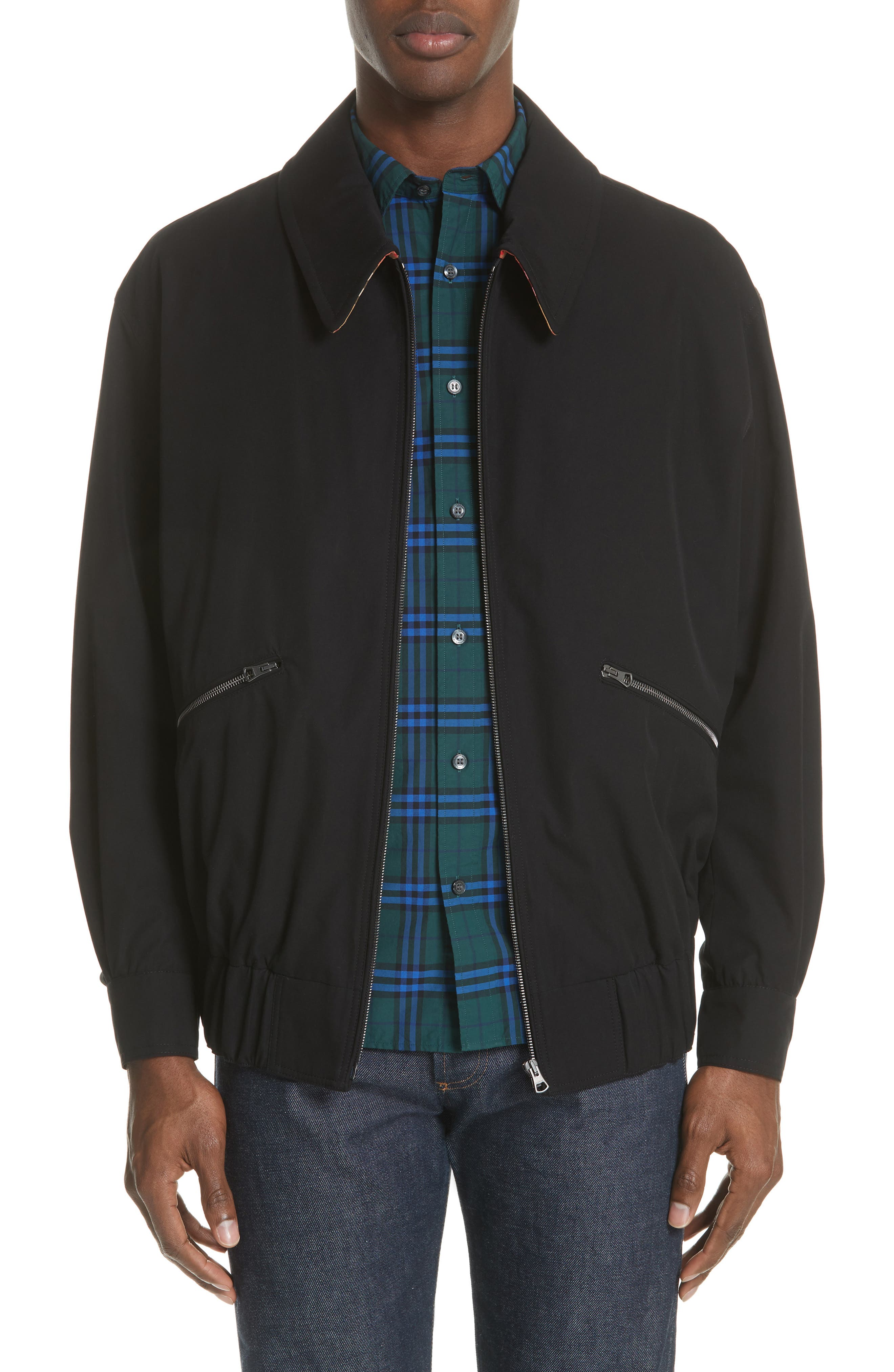 Loweswater Jacket,                         Main,                         color, Black