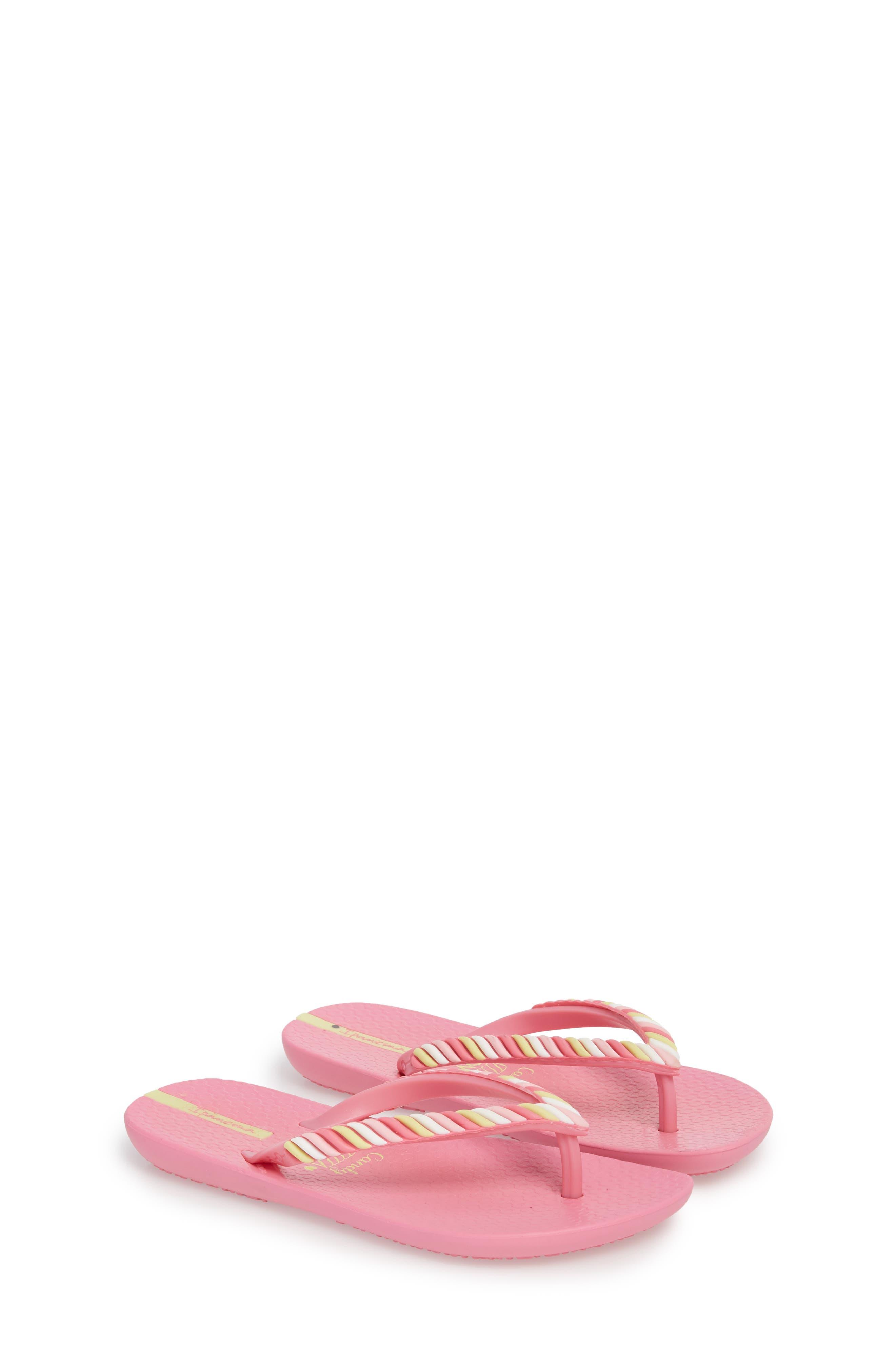 Alternate Image 3  - Ipanema Candy Kids Flip Flop (Toddler & Little Kid)