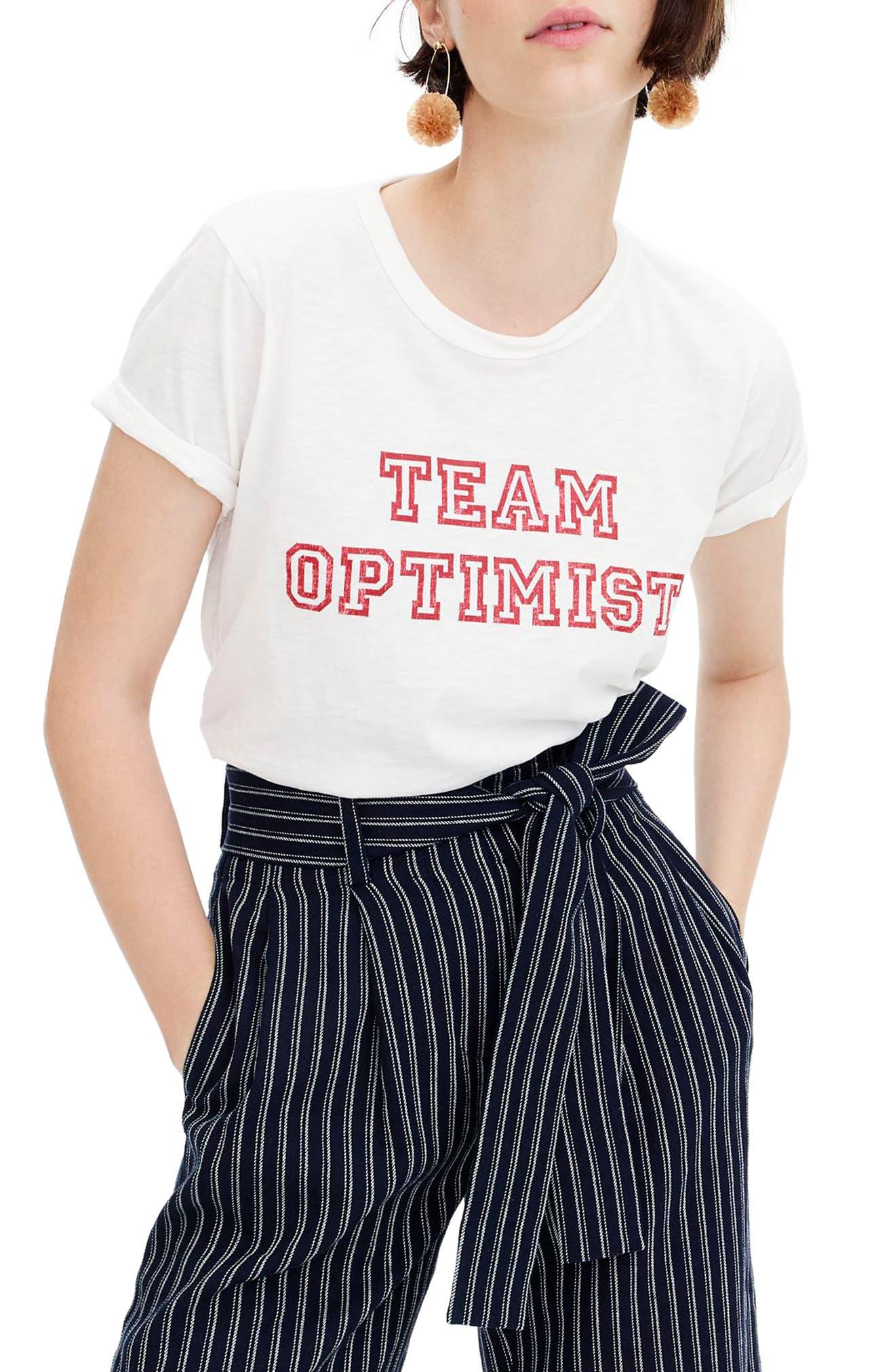 J.Crew Team Optimist Tee