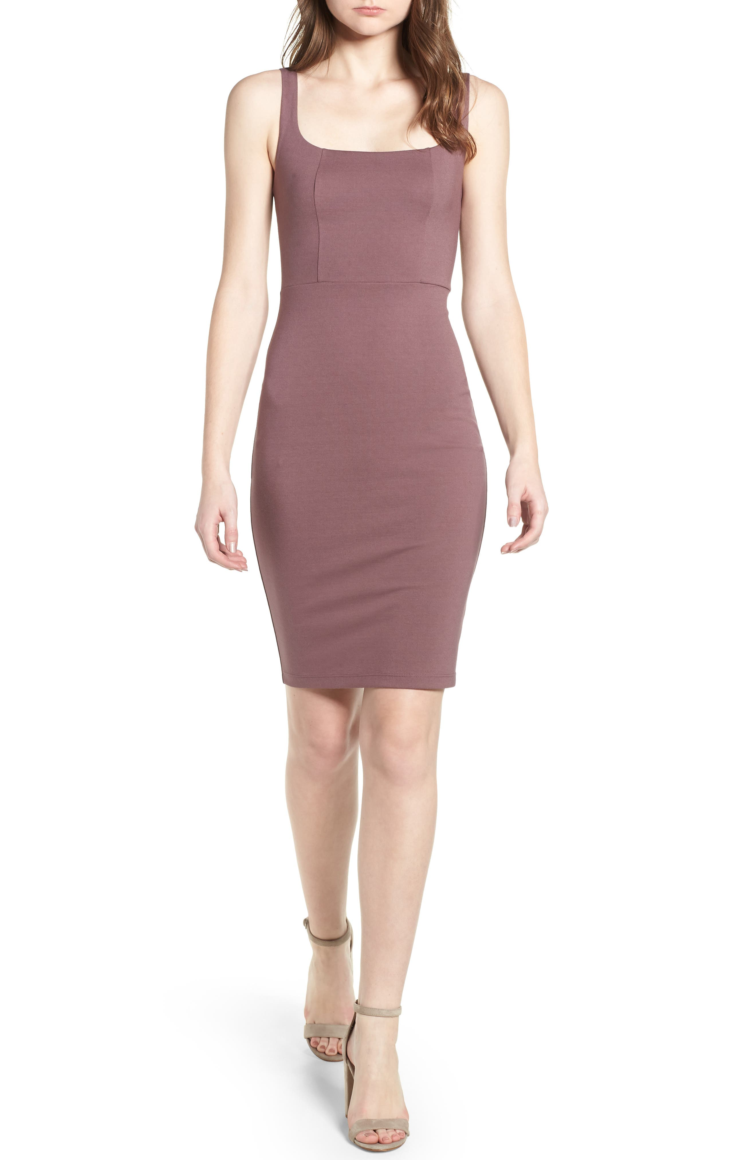 Soprano Rachel Bodycon Dress