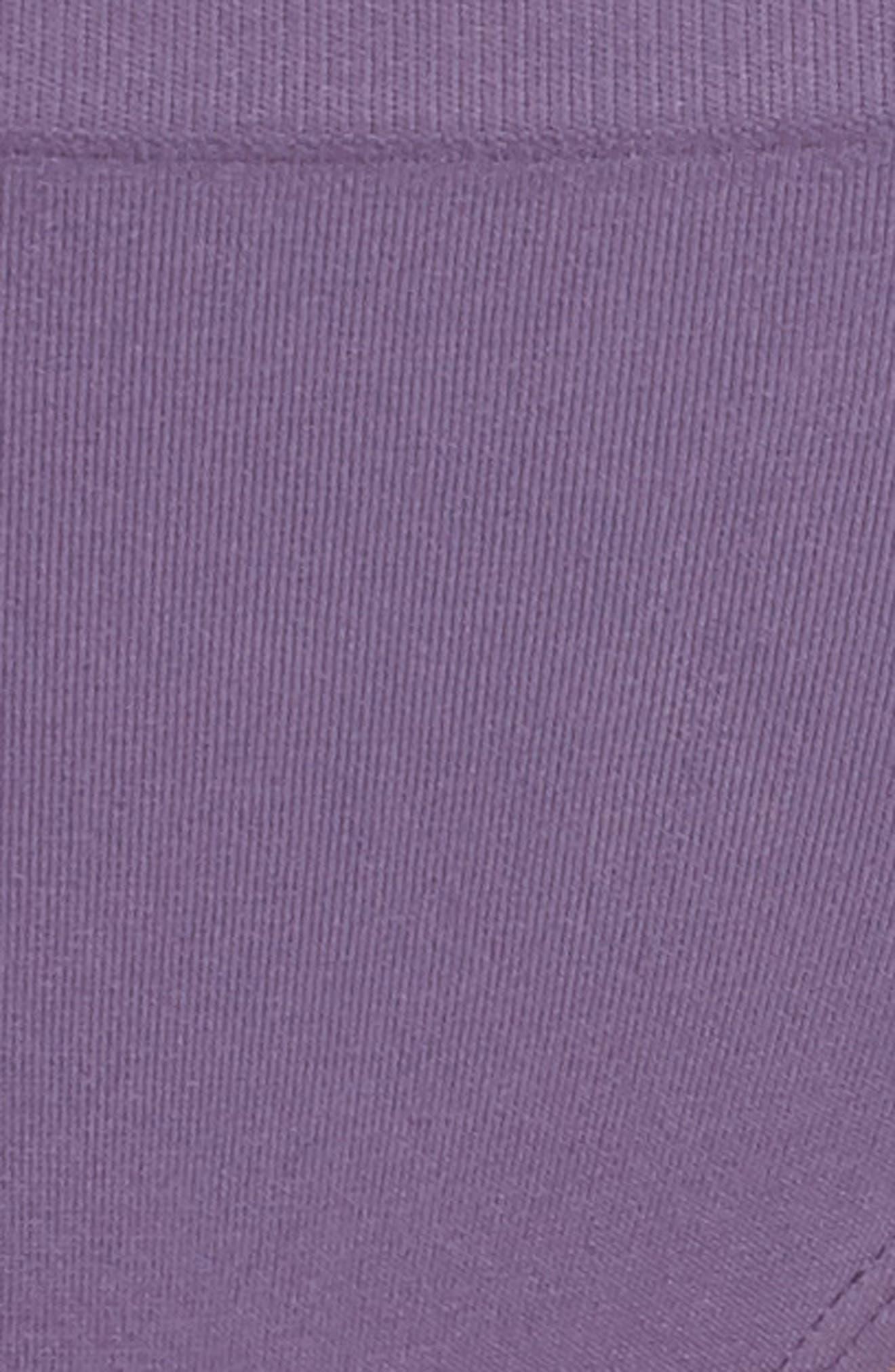 Seamless Bikini,                             Alternate thumbnail 9, color,                             Purple Mulled