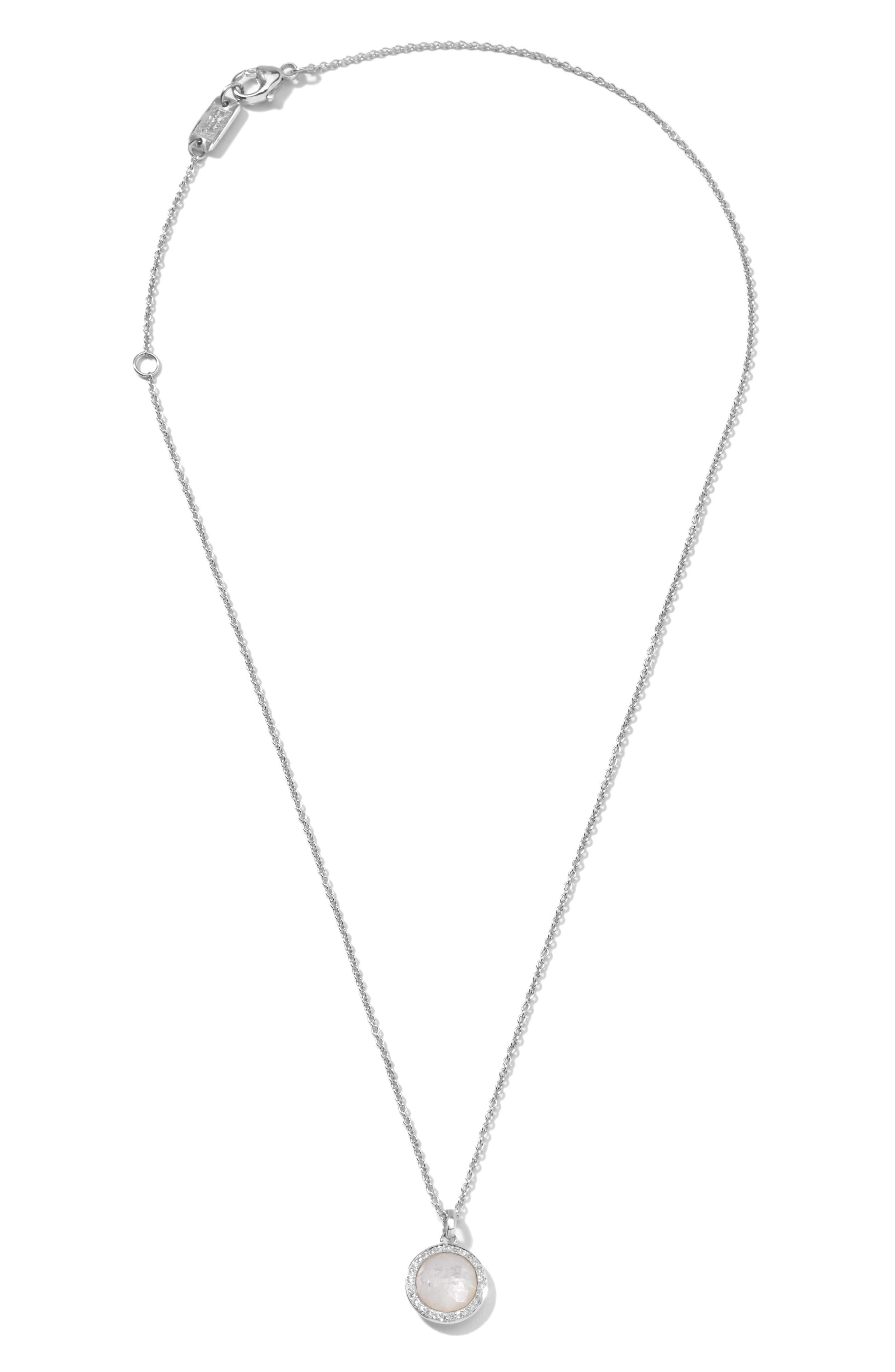 Ippolita 'Rock Candy - Mini Lollipop' Pendant Necklace