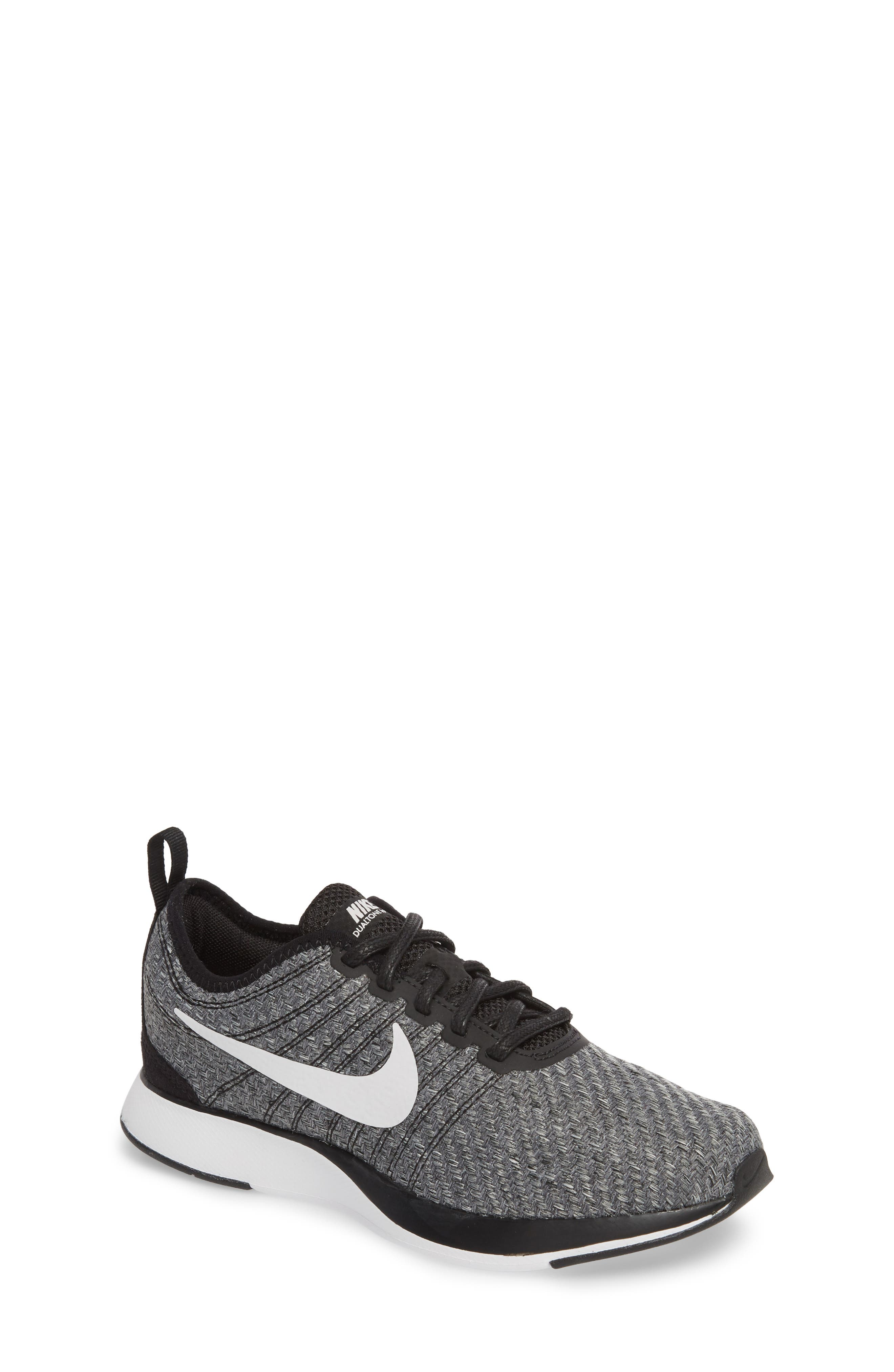 Dualtone Racer SE Sneaker,                             Main thumbnail 1, color,                             Black/ Vast Grey/ White