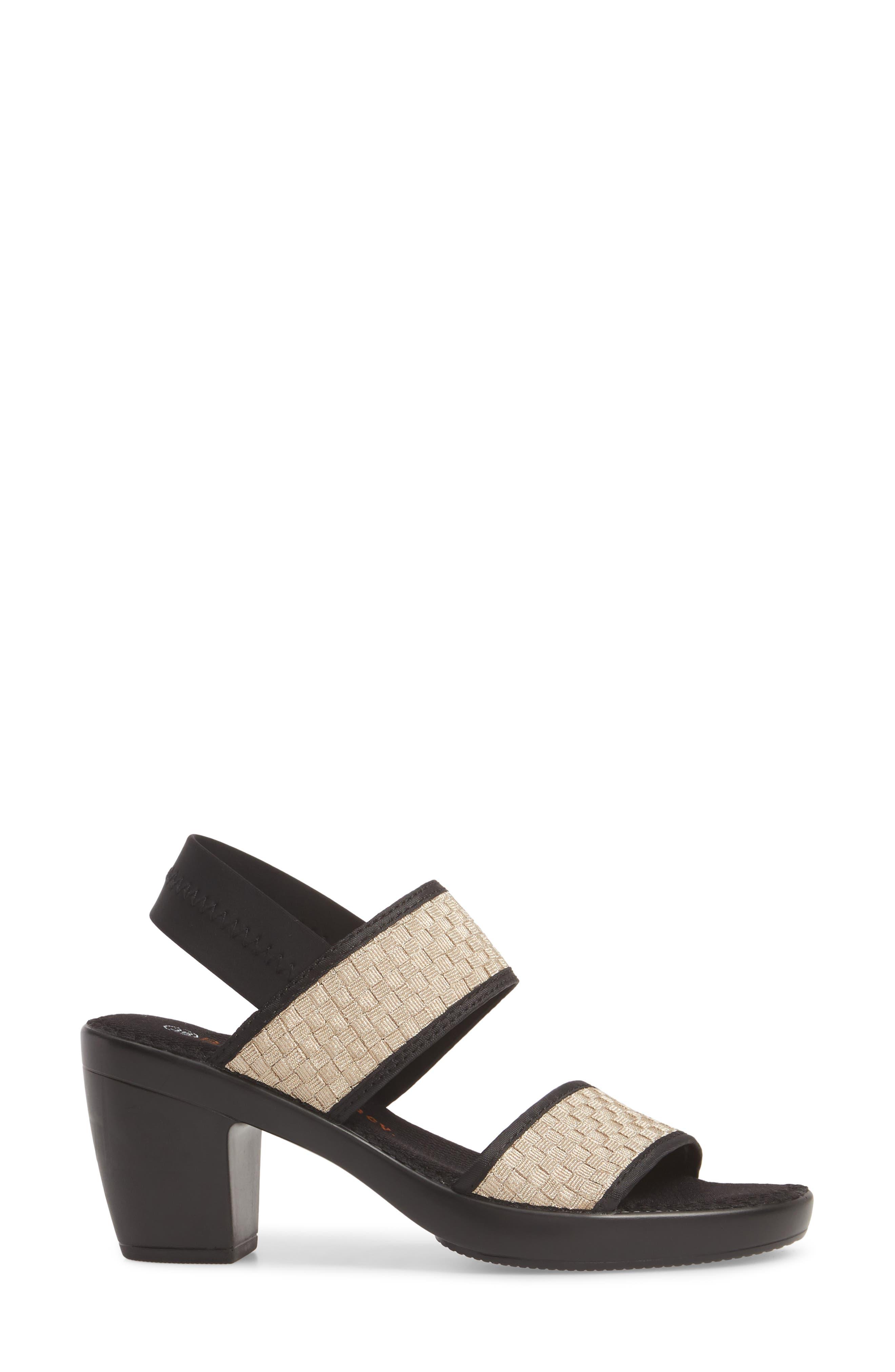Alternate Image 3  - bernie mev. Santorini Sandal (Women)