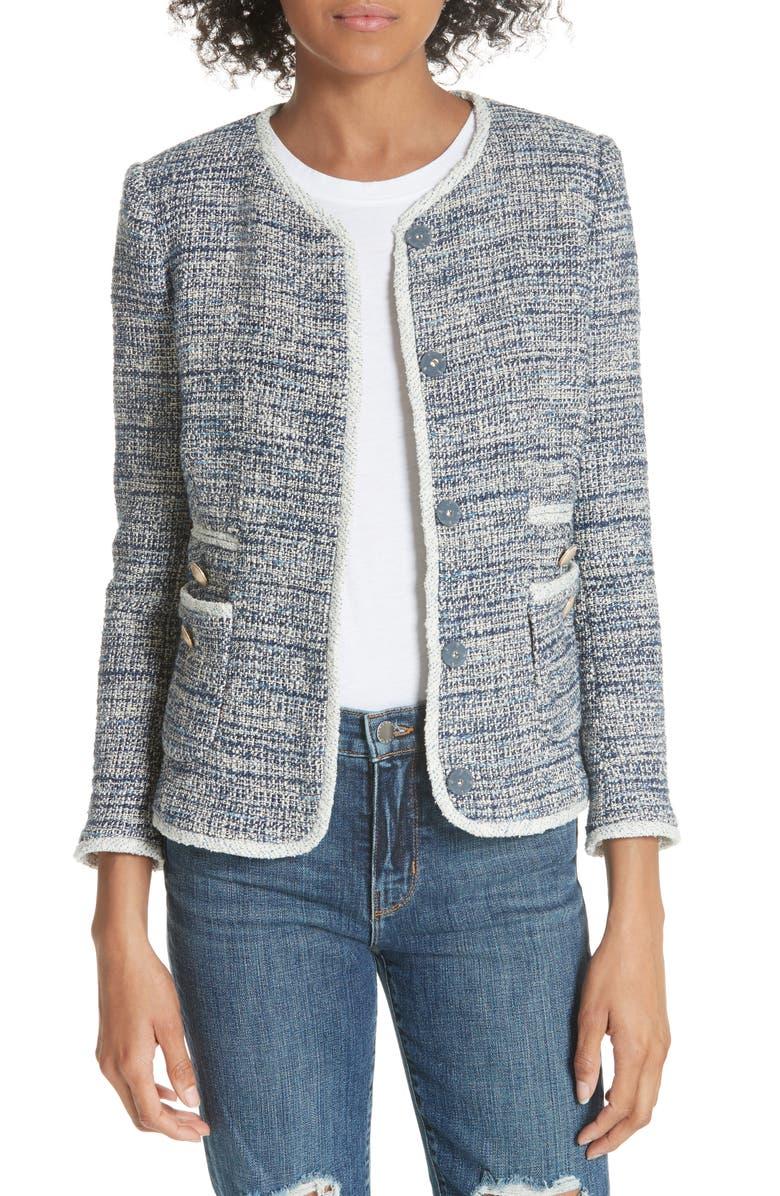 Rebecca Taylor Tweed Jacket | Nordstrom