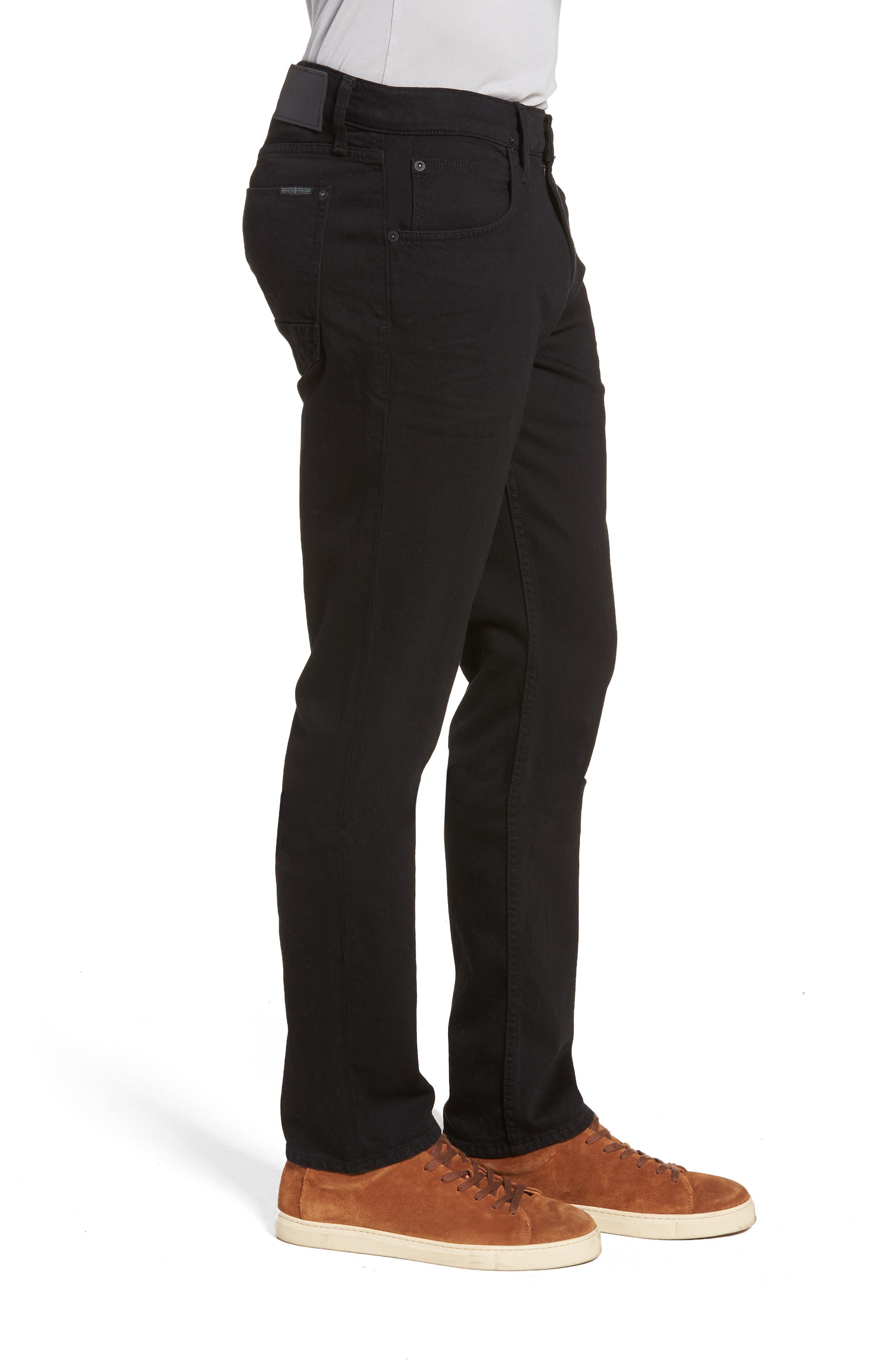Blake Slim Fit Jeans,                             Alternate thumbnail 3, color,                             Heron