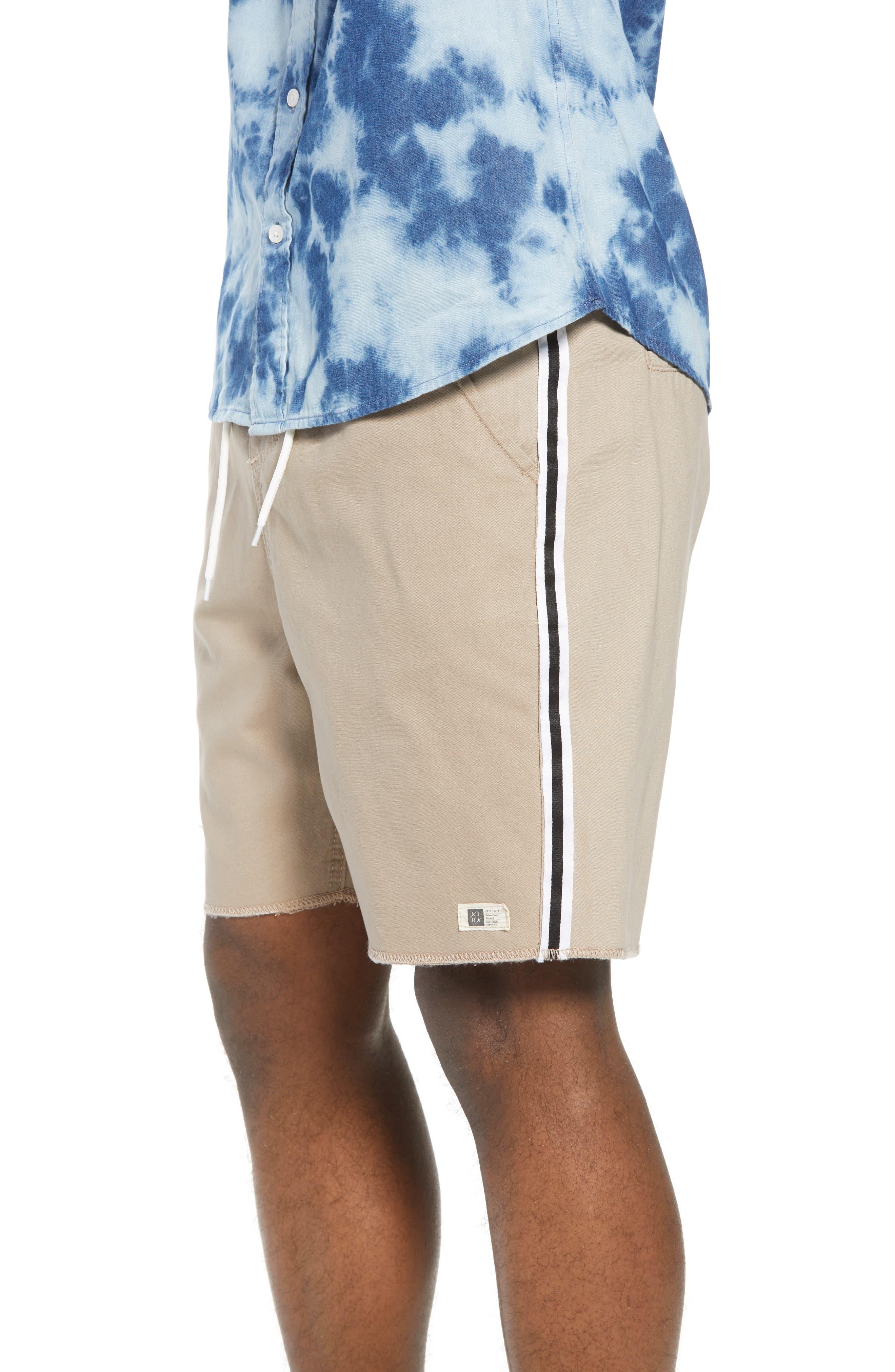 Truth Walk Shorts,                             Alternate thumbnail 3, color,                             Khaki