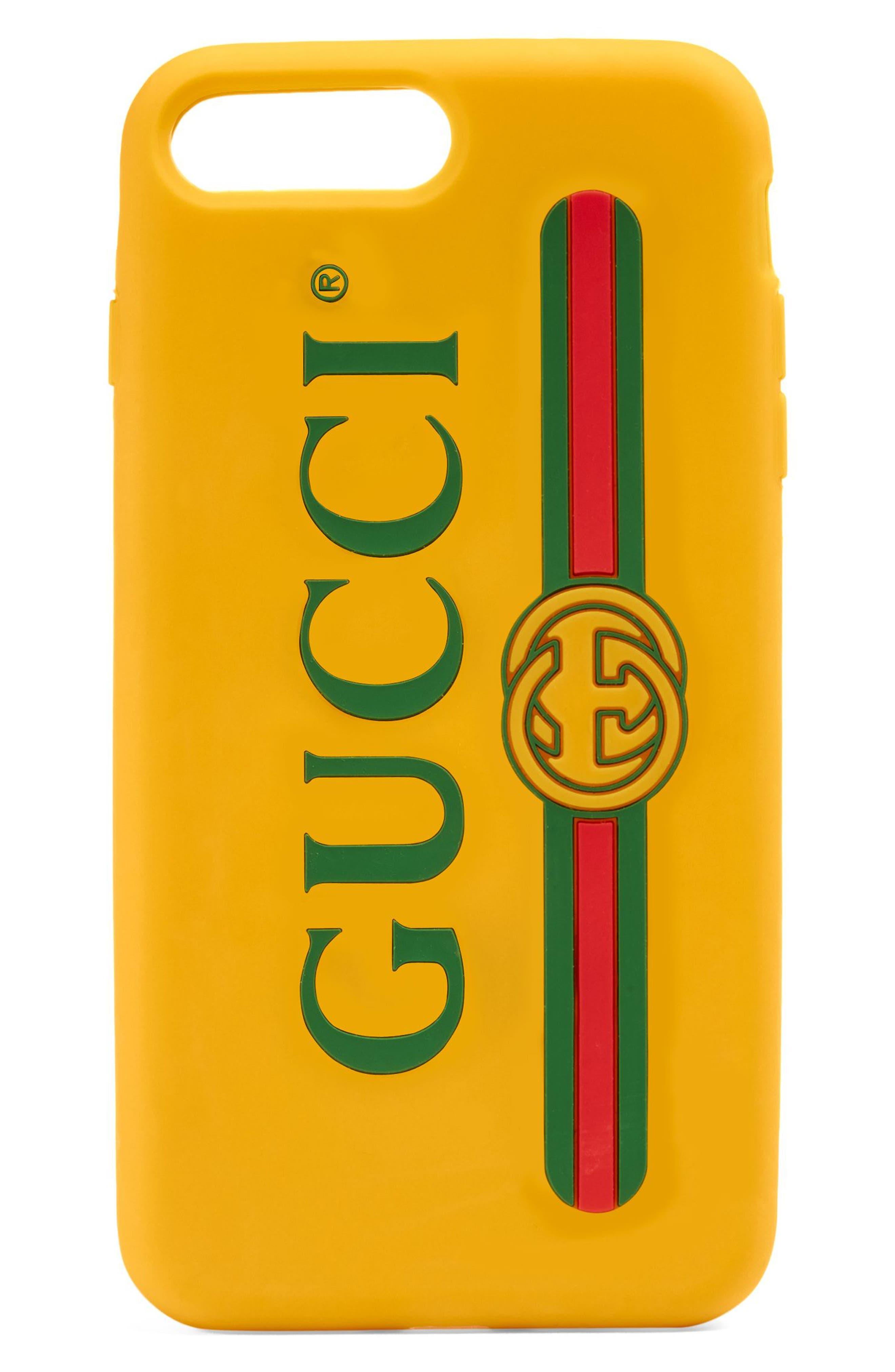 Gucci Logo iPhone 7/8 Plus Case