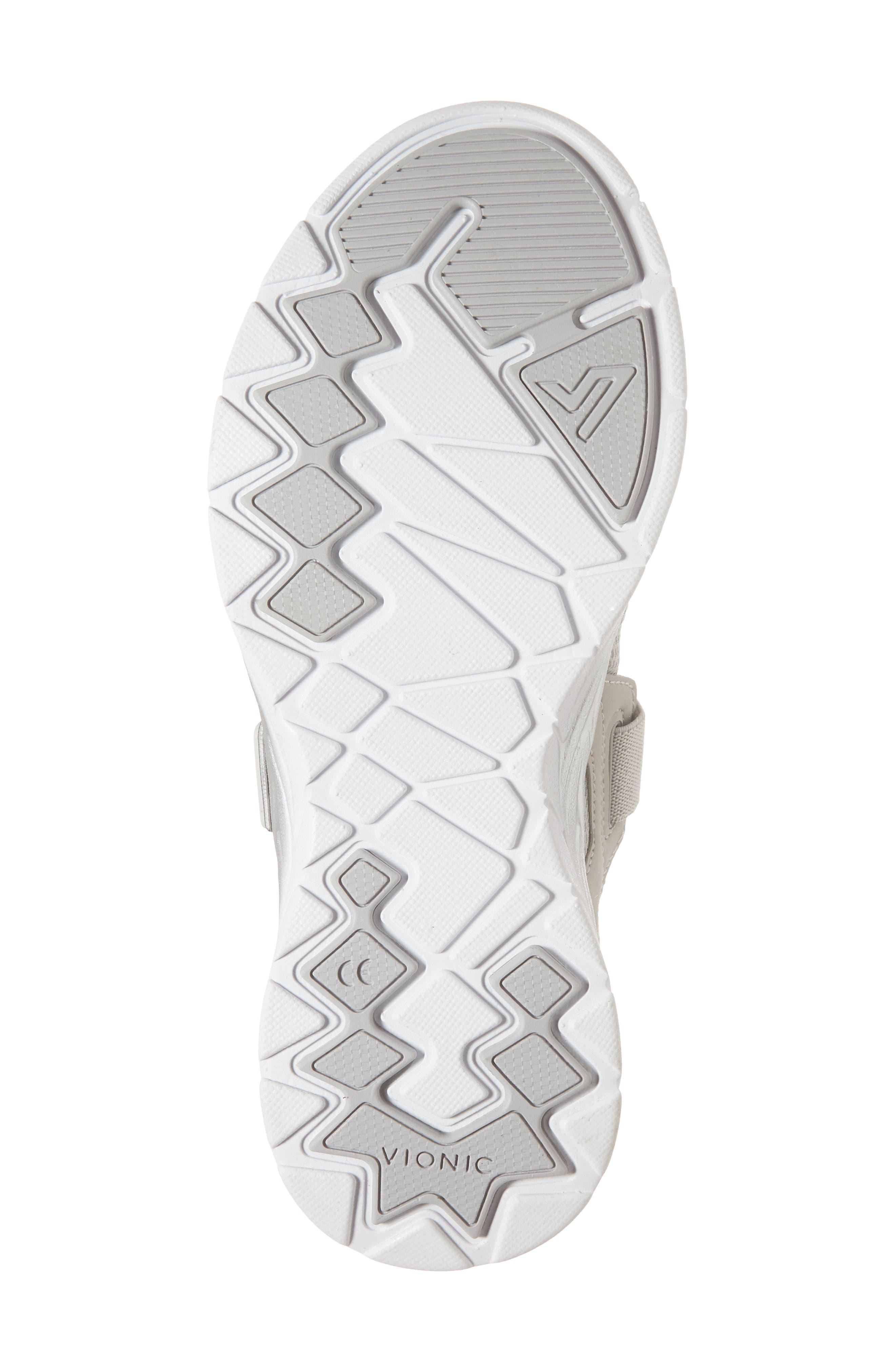Pace Sneaker,                             Alternate thumbnail 6, color,                             Grey