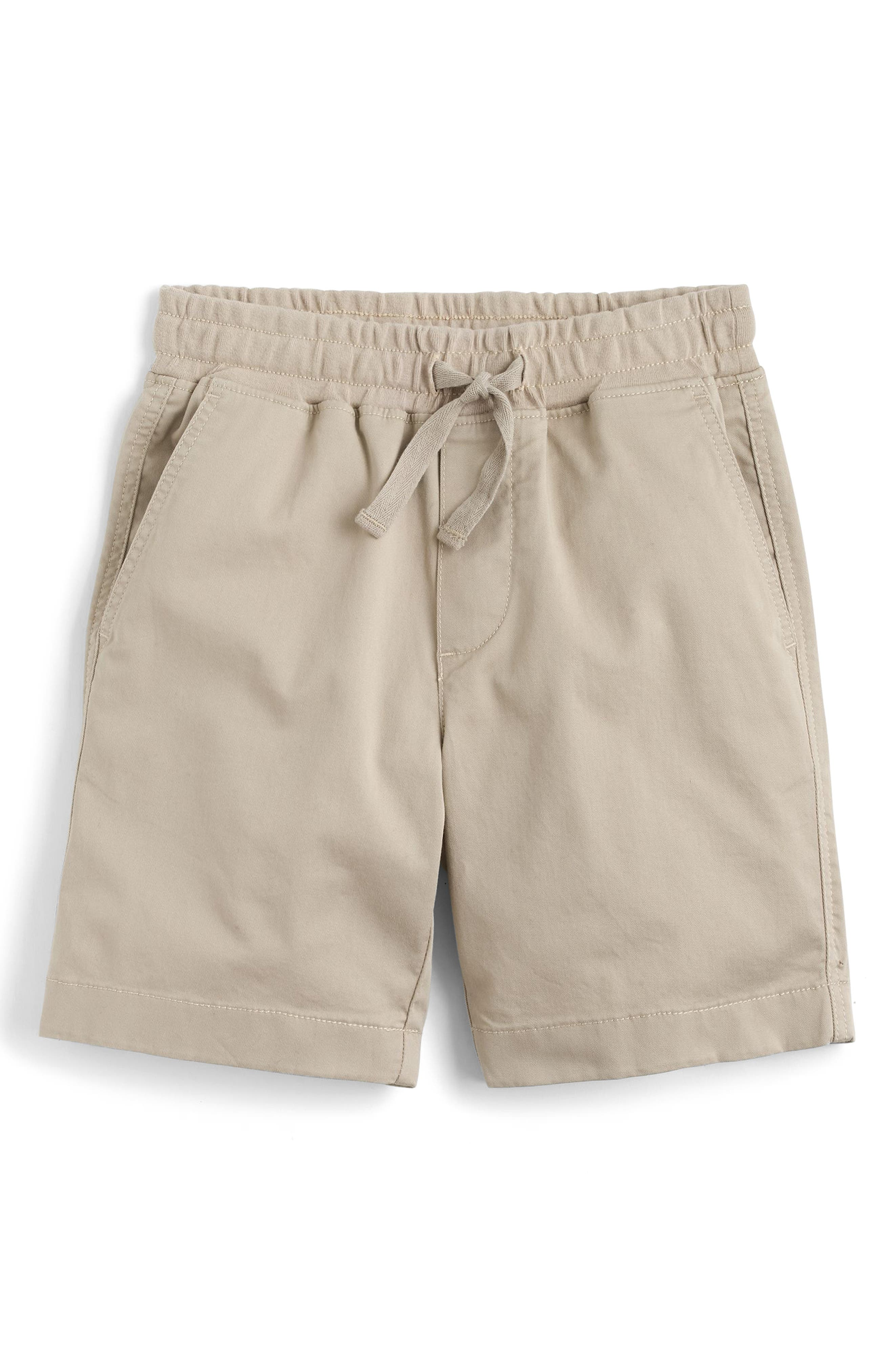 crewcuts by J.Crew Stretch Pull-On Shorts (Toddler Boys, Little Boys & Big Boys)