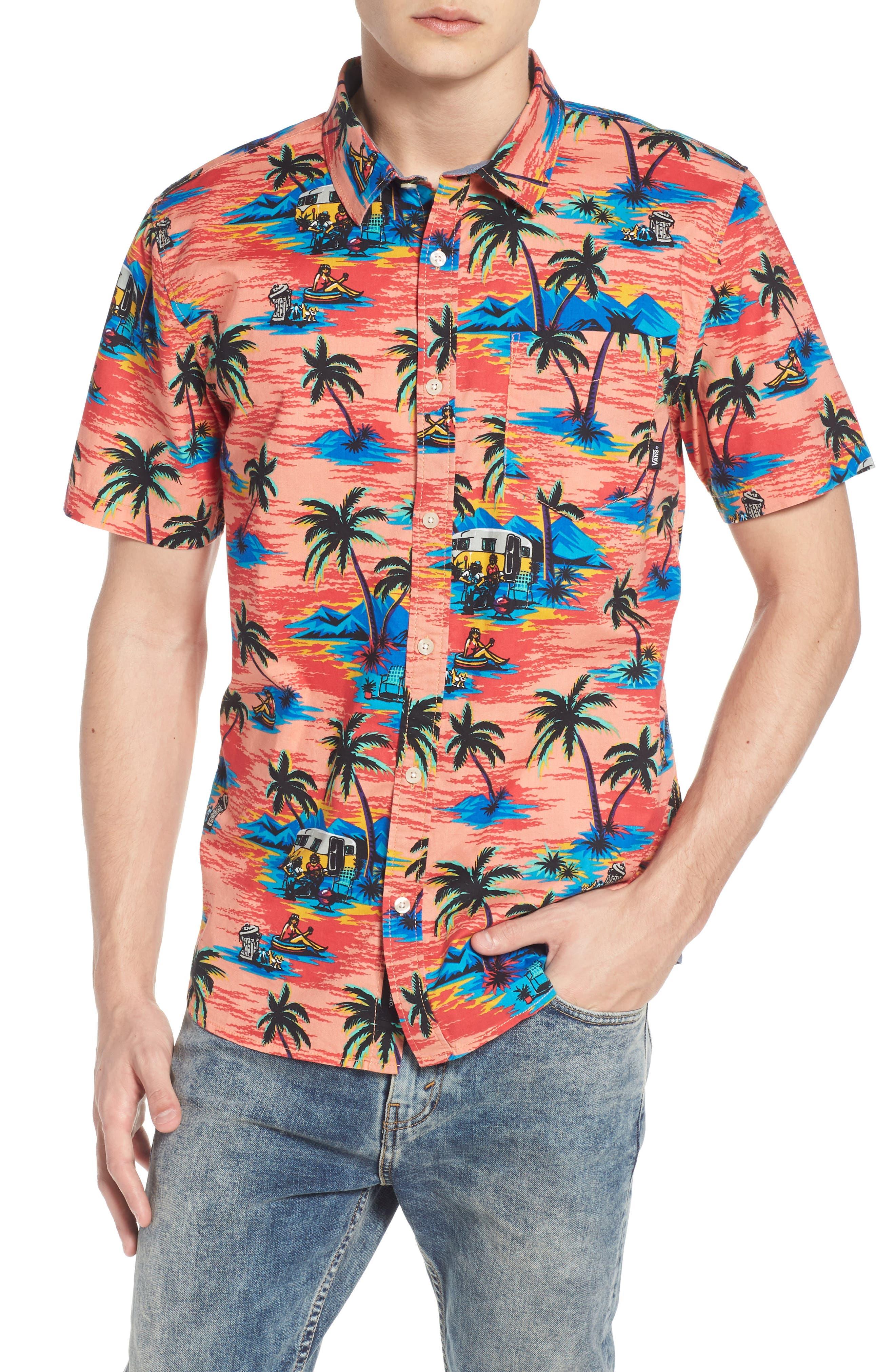 Vans Dystopia Woven Shirt