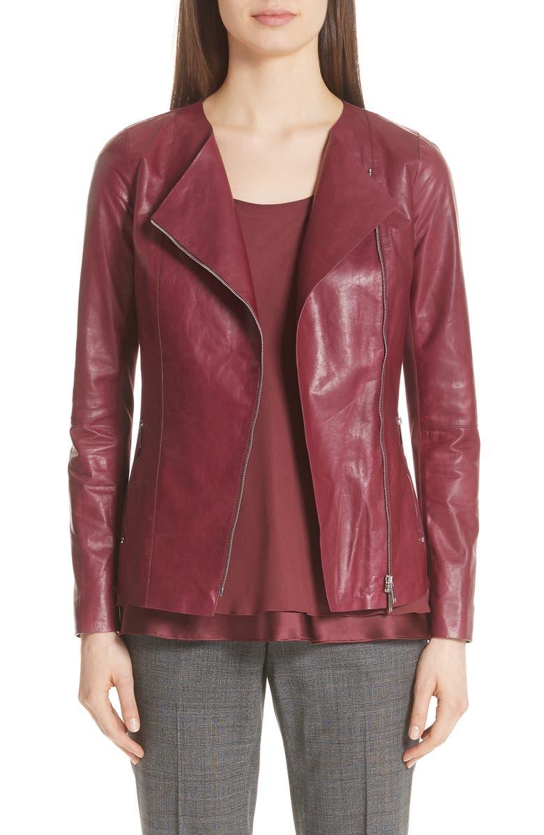 Aimes Leather Jacket