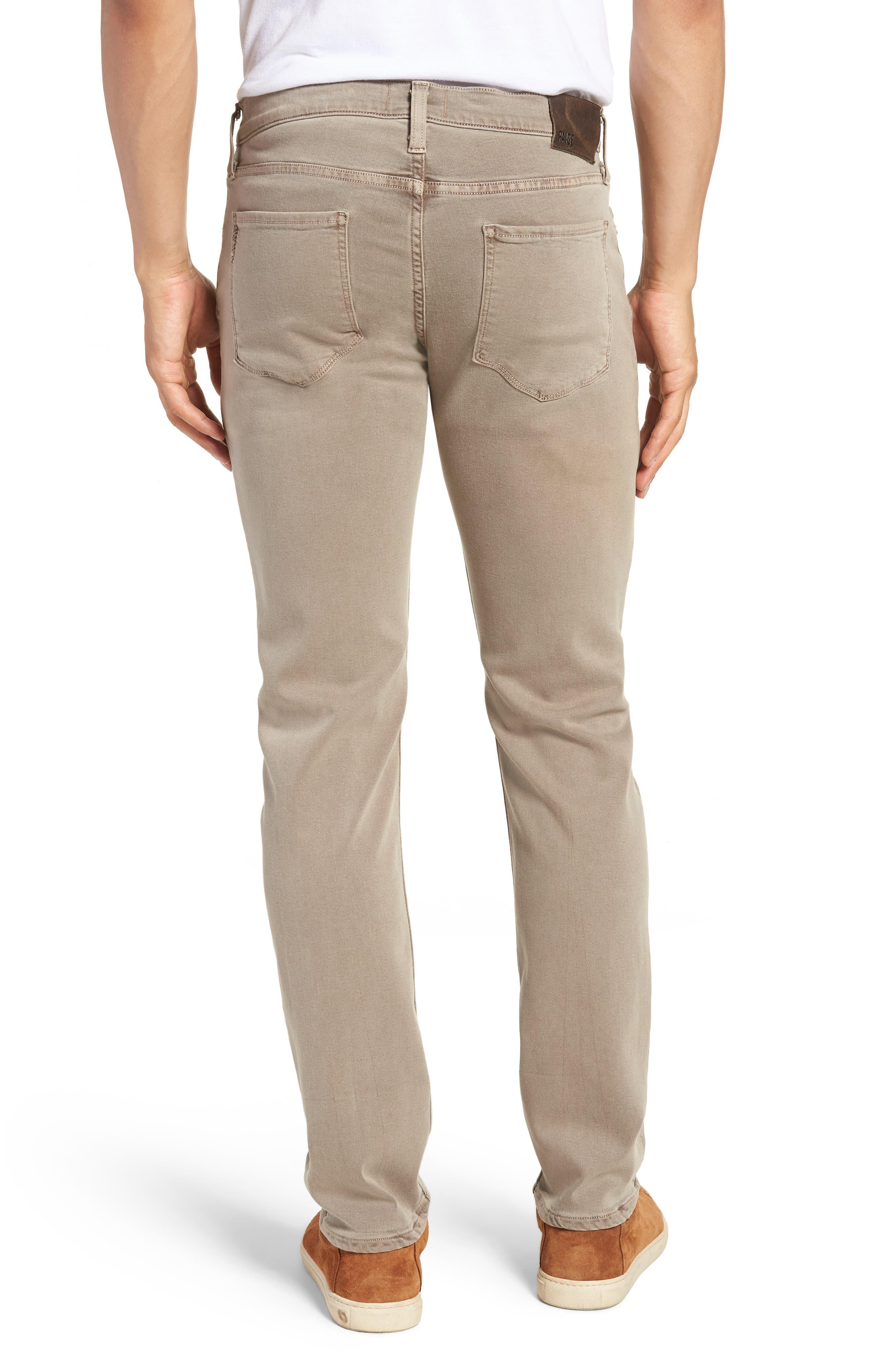 Federal Slim Straight Leg Jeans,                             Alternate thumbnail 2, color,                             Vintage Mushroom