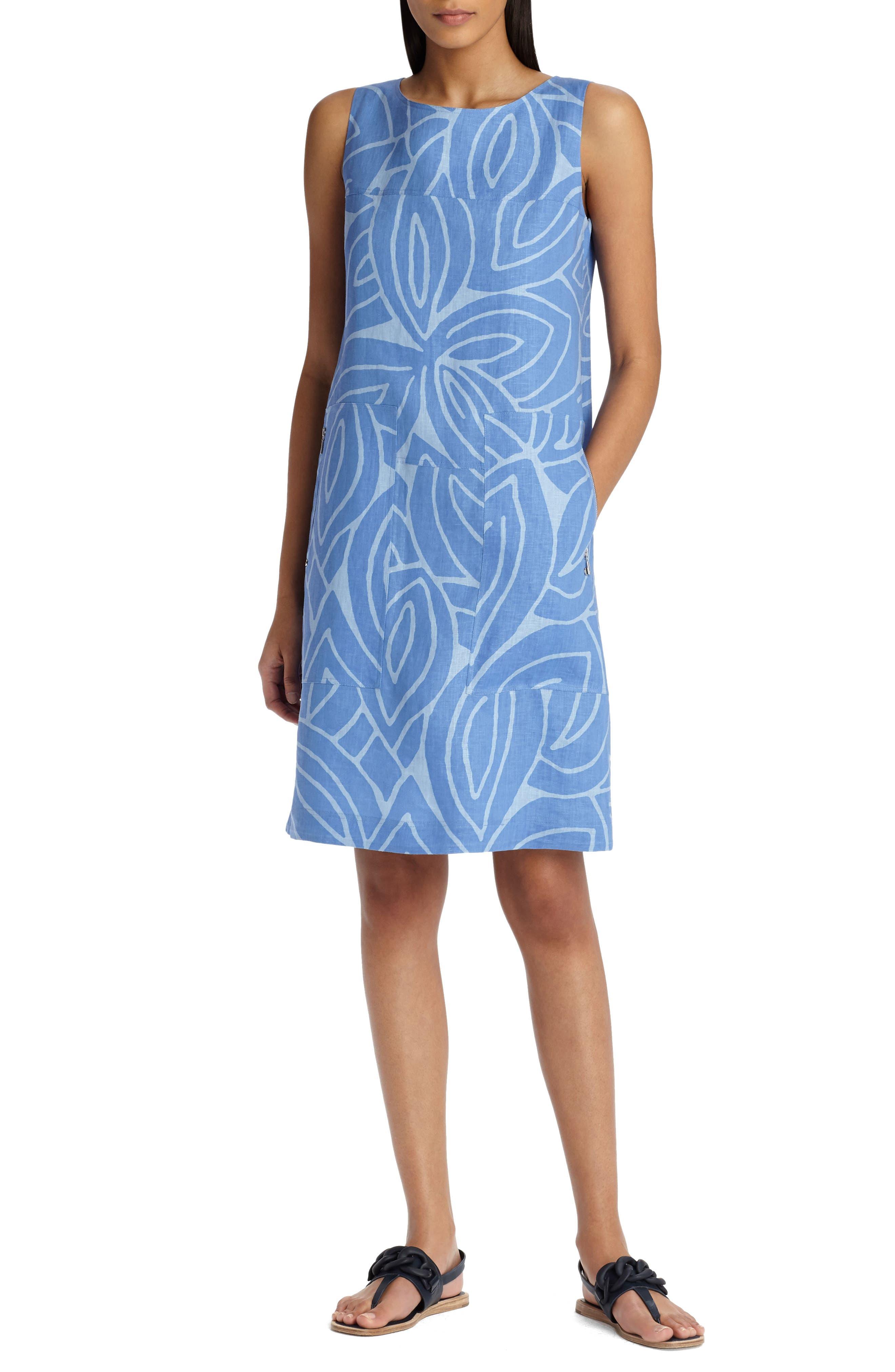 Lafayette 148 New York Farah Linen Dress