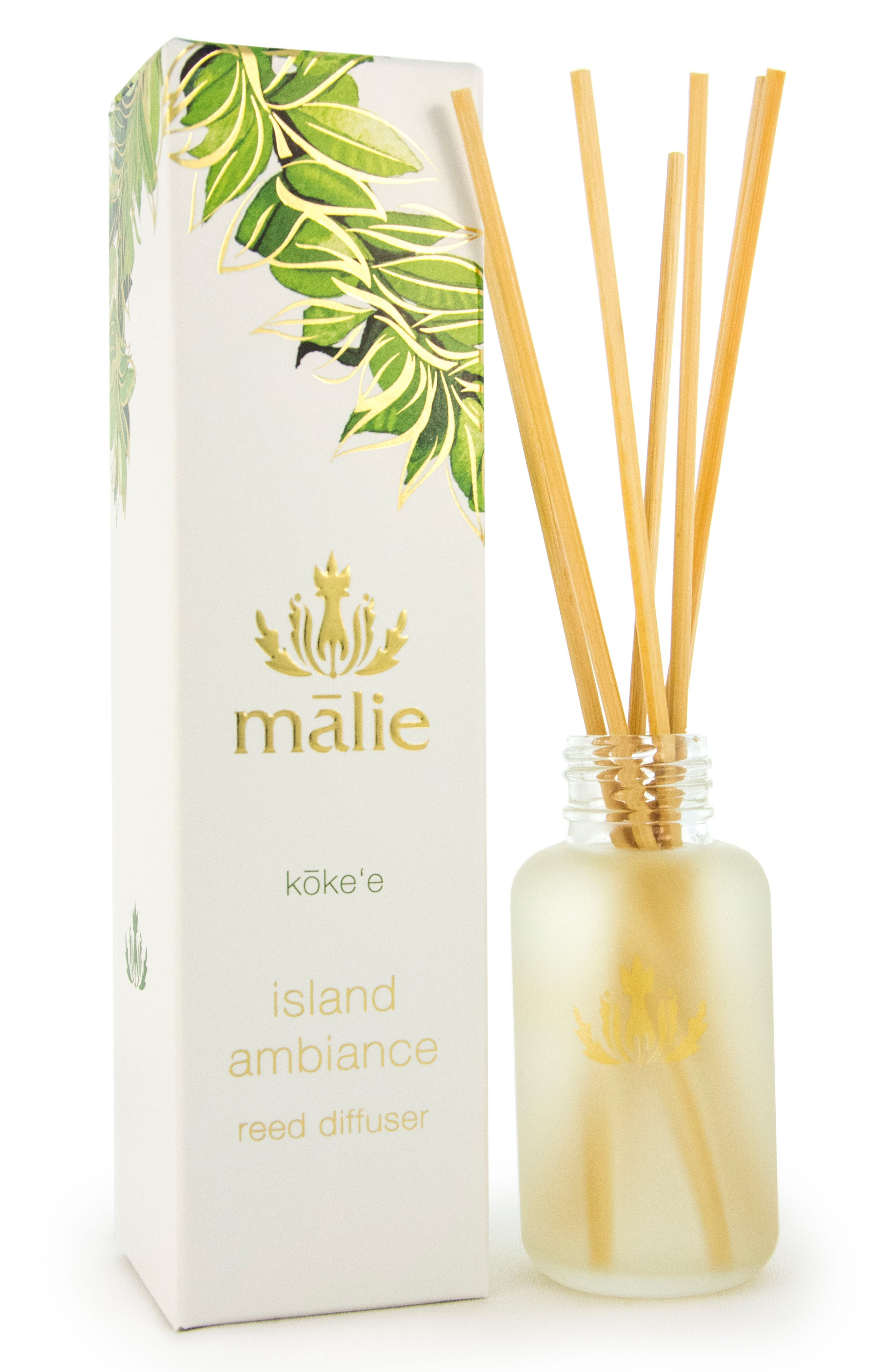 Island Ambience<sup>™</sup> Koke'e Reed Diffuser,                         Main,                         color, None