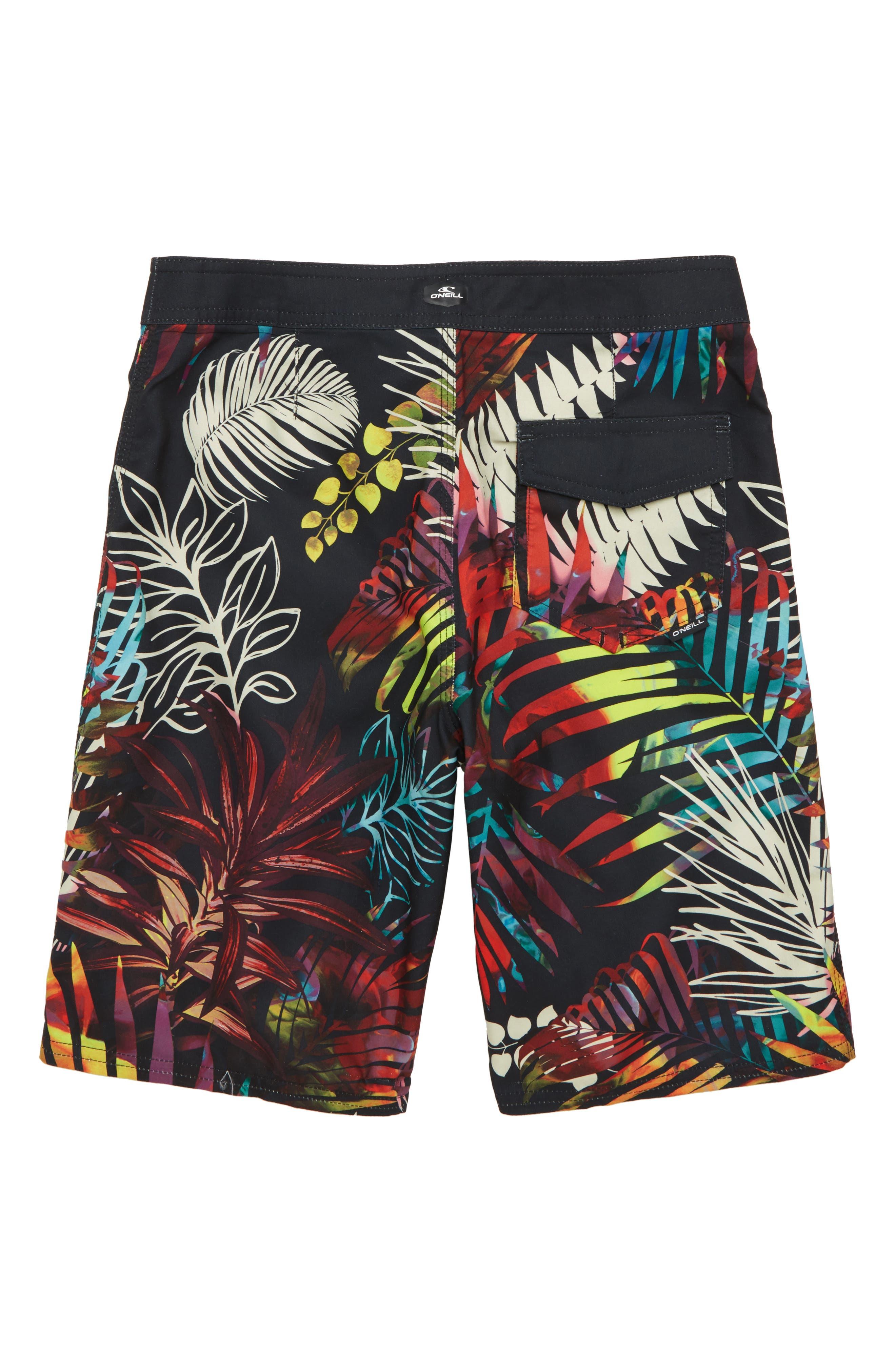 Mondaze Board Shorts,                             Alternate thumbnail 2, color,                             Multi