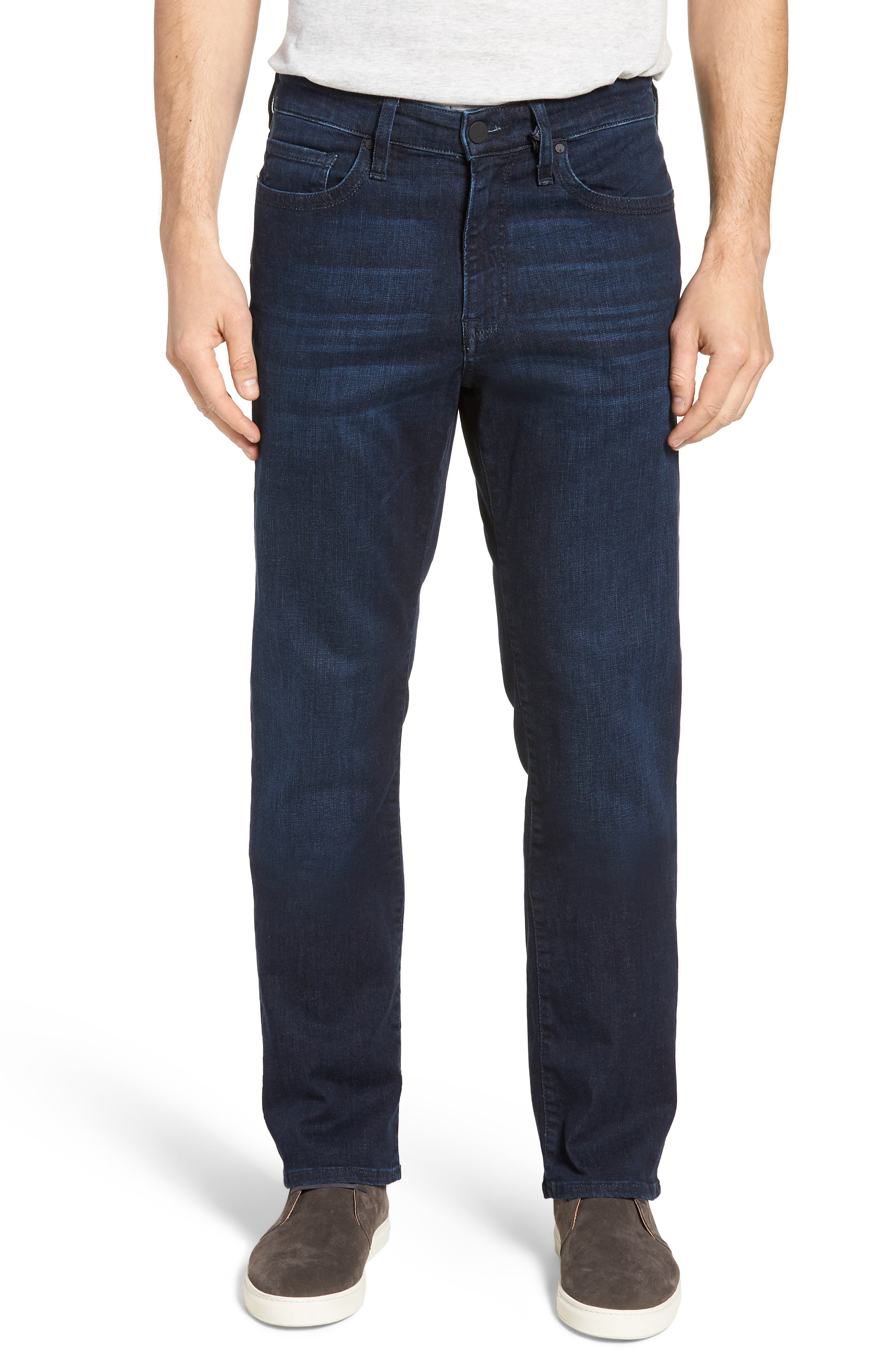 Charisma Relaxed Fit Jeans,                             Main thumbnail 1, color,                             Dark Milan