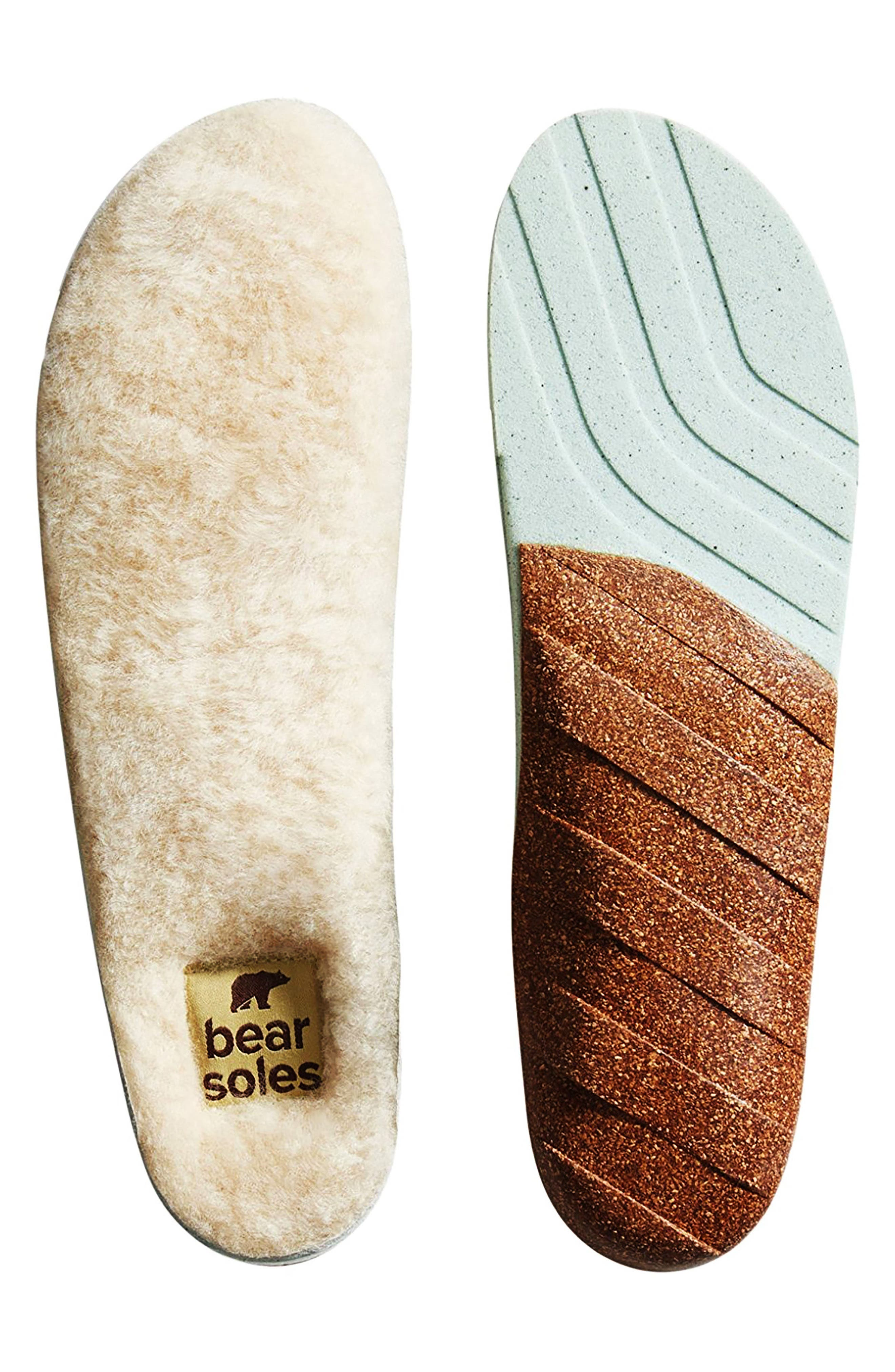 Genuine Shearling Insole,                         Main,                         color, Natural