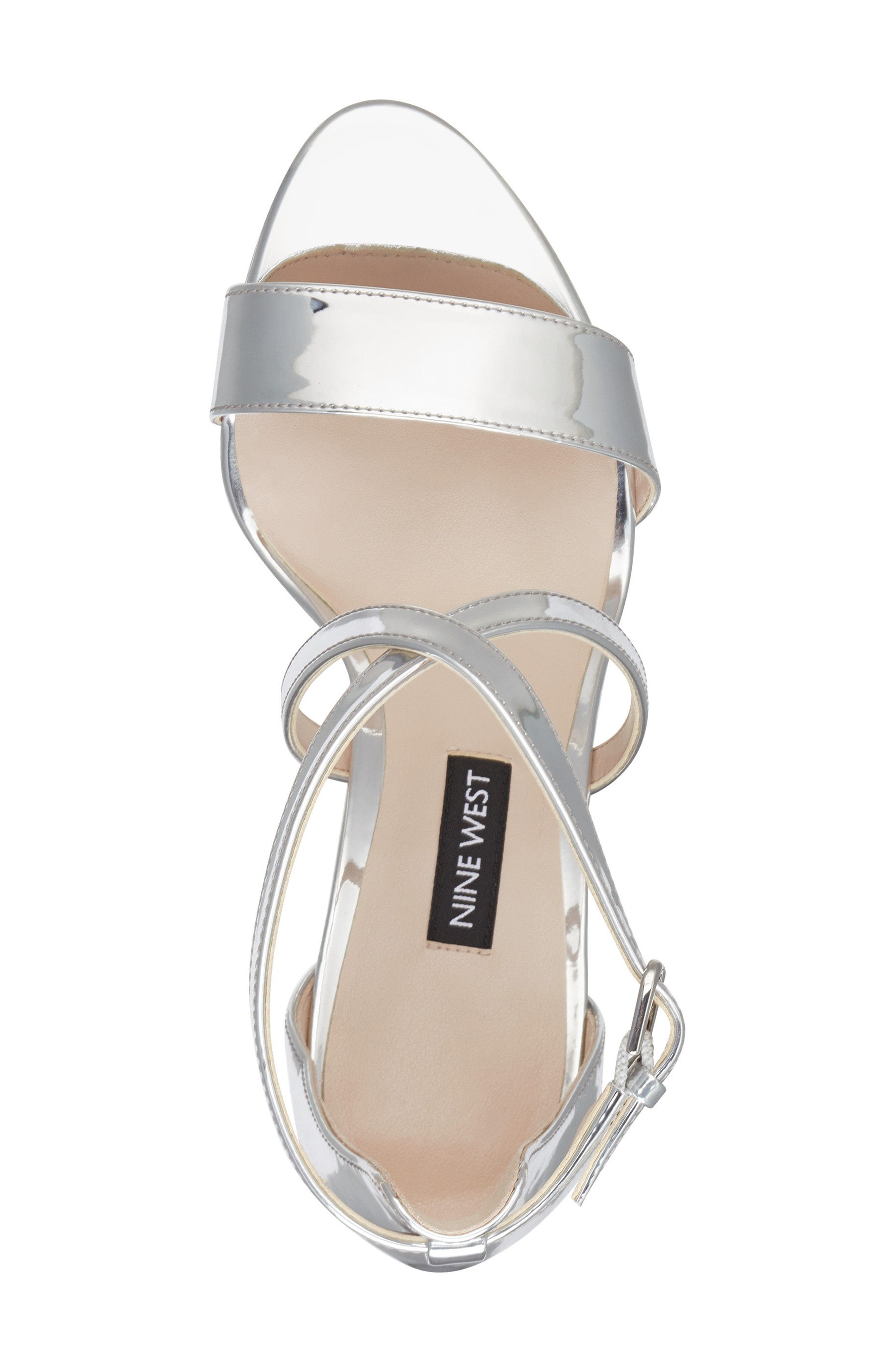 Alternate Image 6  - Nine West Mydebut Strappy Sandal (Women)