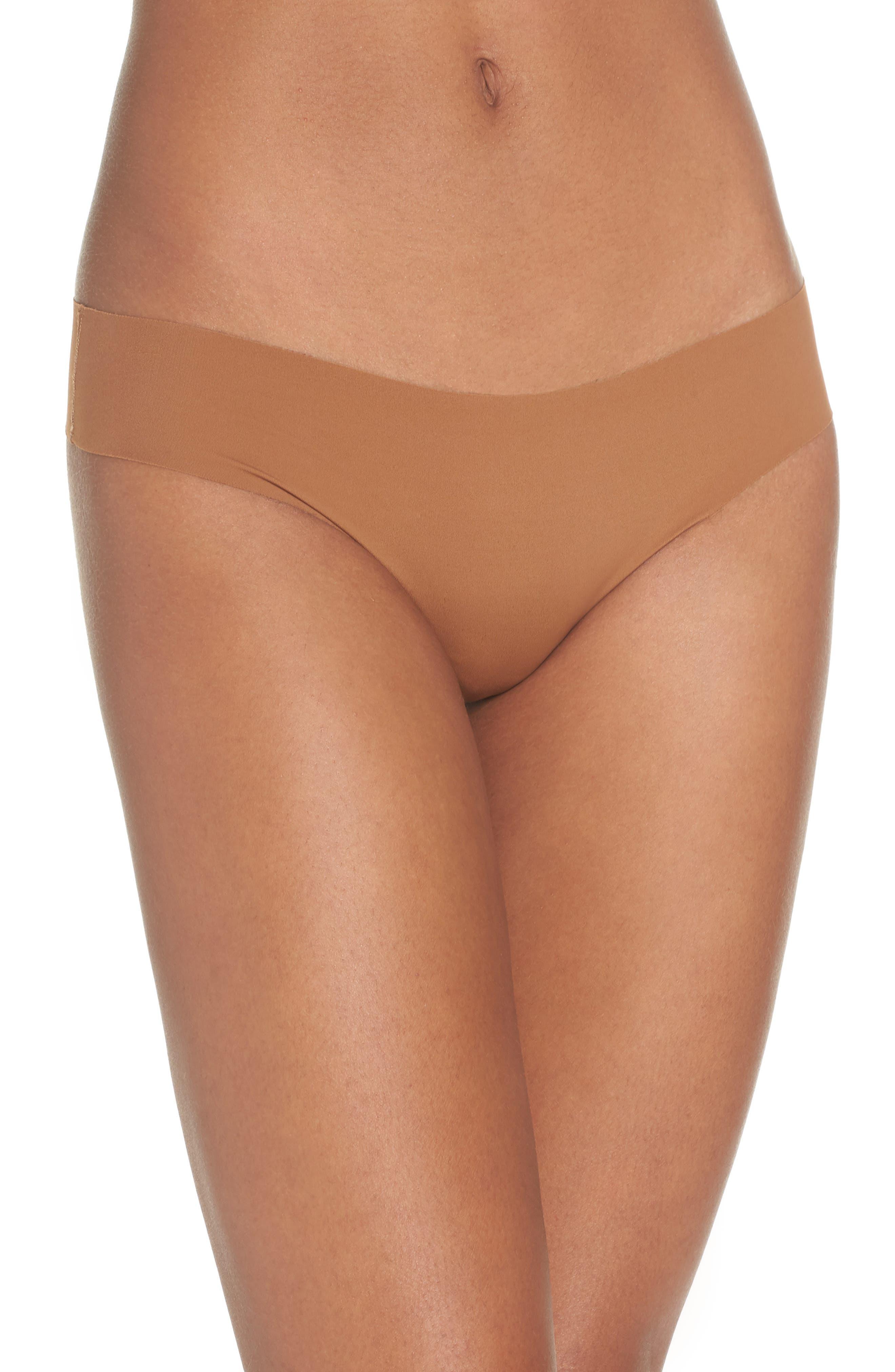 Main Image - Nubian Skin Naked Perfect Thong