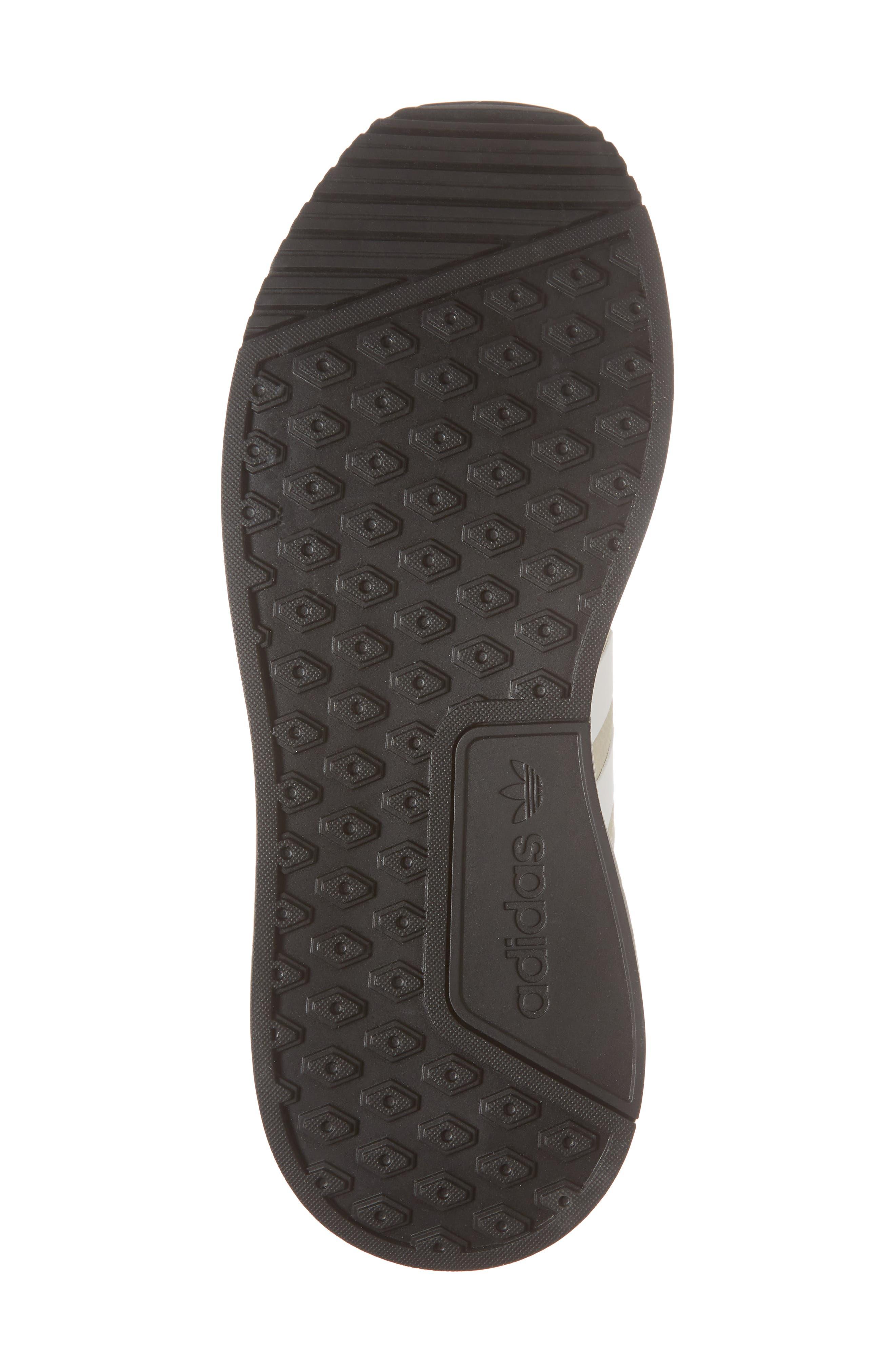 X_PLR Sneaker,                             Alternate thumbnail 6, color,                             Brown/ White / Trace Cargo