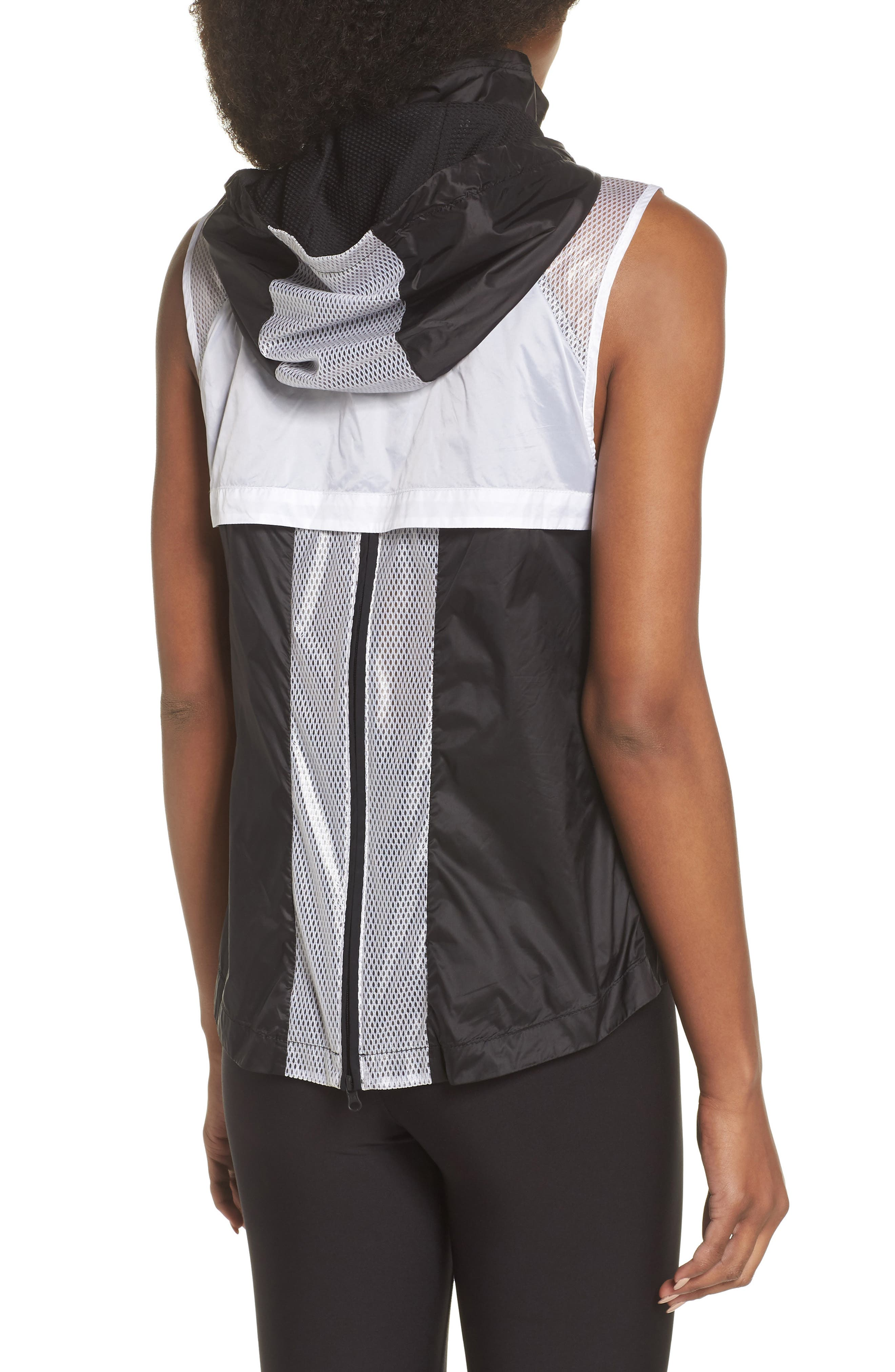 Moonlight Vest,                             Alternate thumbnail 2, color,                             Black