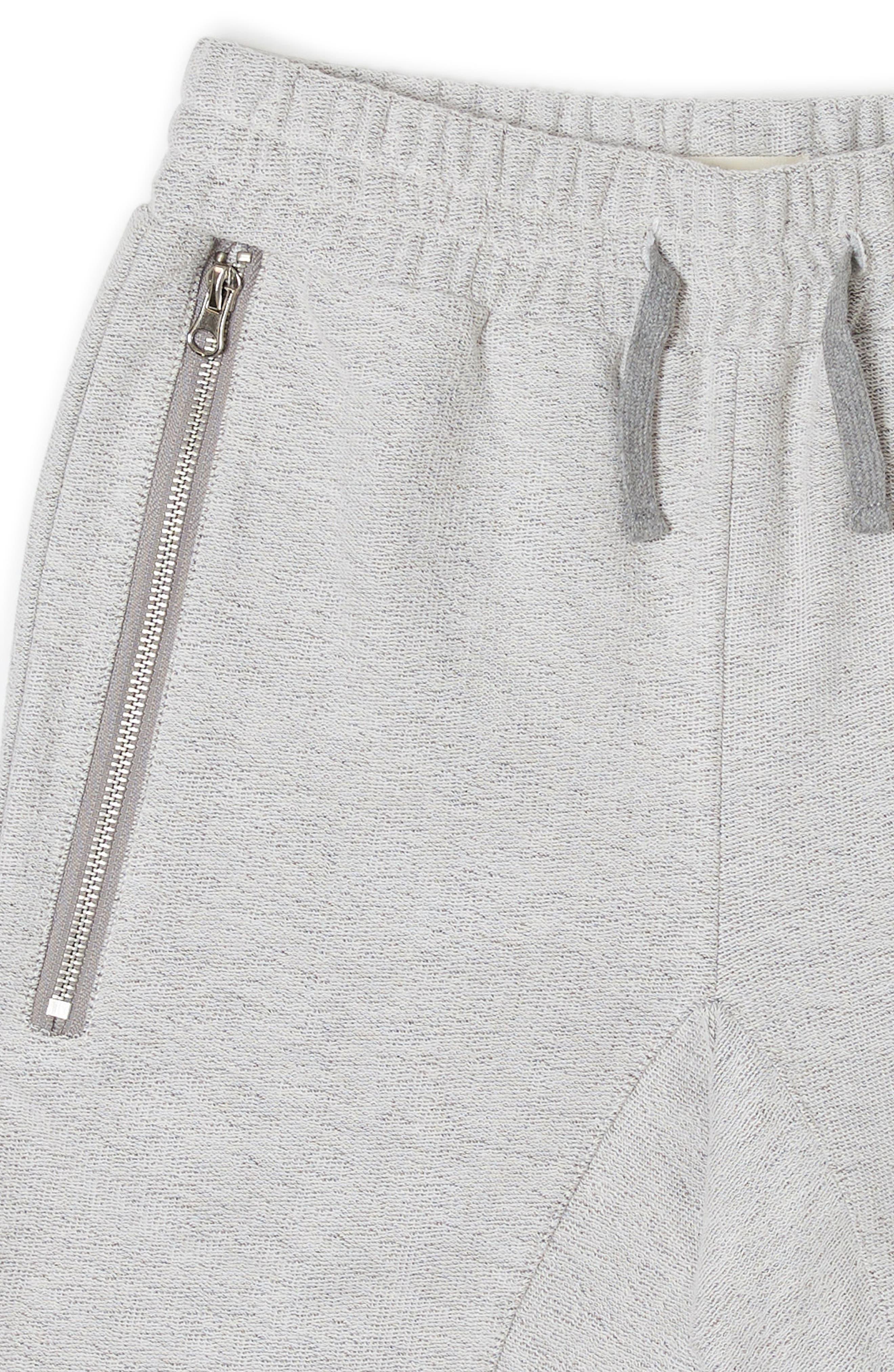 Cruise Knit Shorts,                             Alternate thumbnail 3, color,                             Natural
