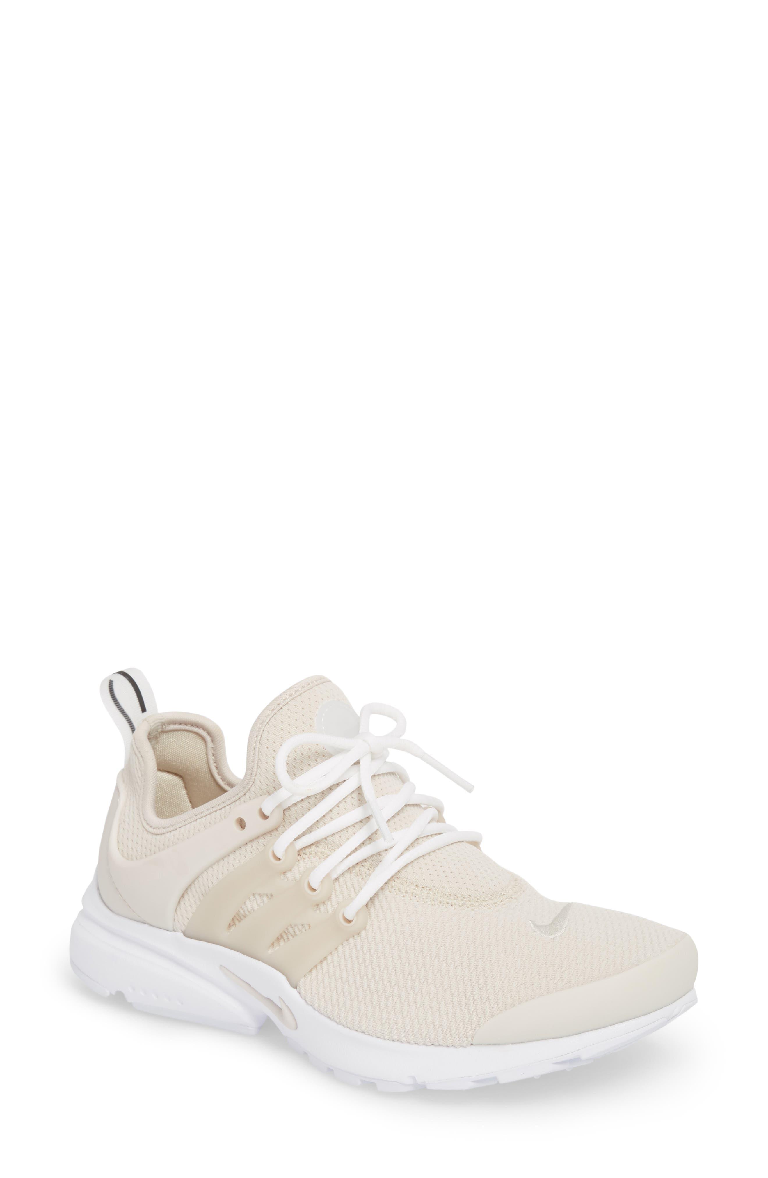 Air Presto Sneaker,                             Main thumbnail 1, color,                             Desert Sand/ Desert Sand