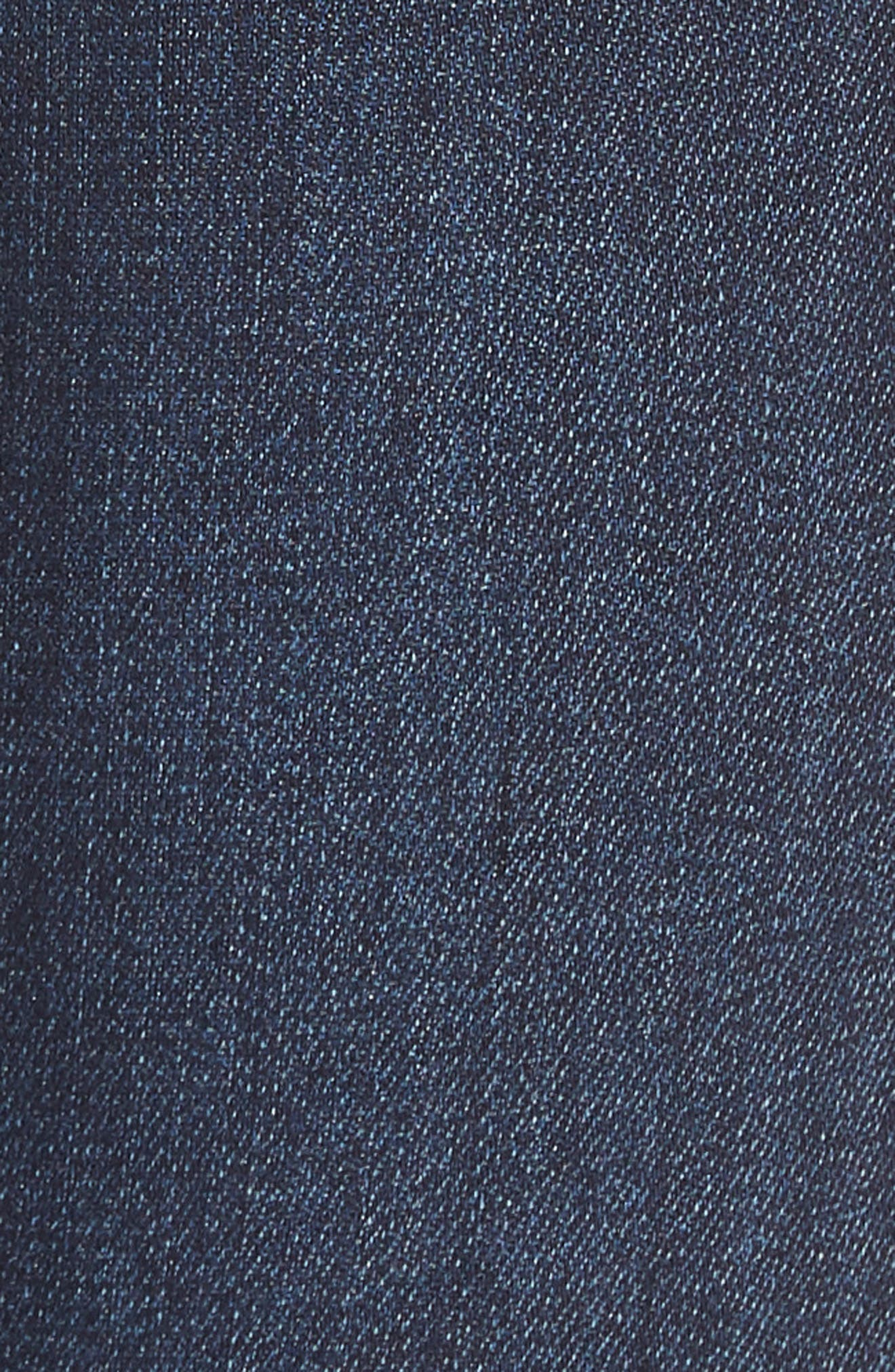 Ab-solution Skinny Jeans,                             Alternate thumbnail 6, color,                             In- Indigo