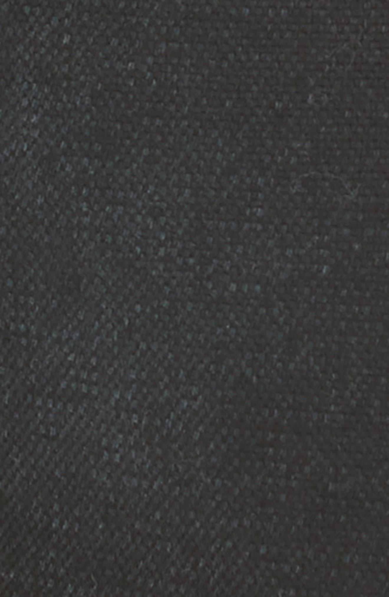 Get Far Out Cutoff Shorts,                             Alternate thumbnail 6, color,                             Black
