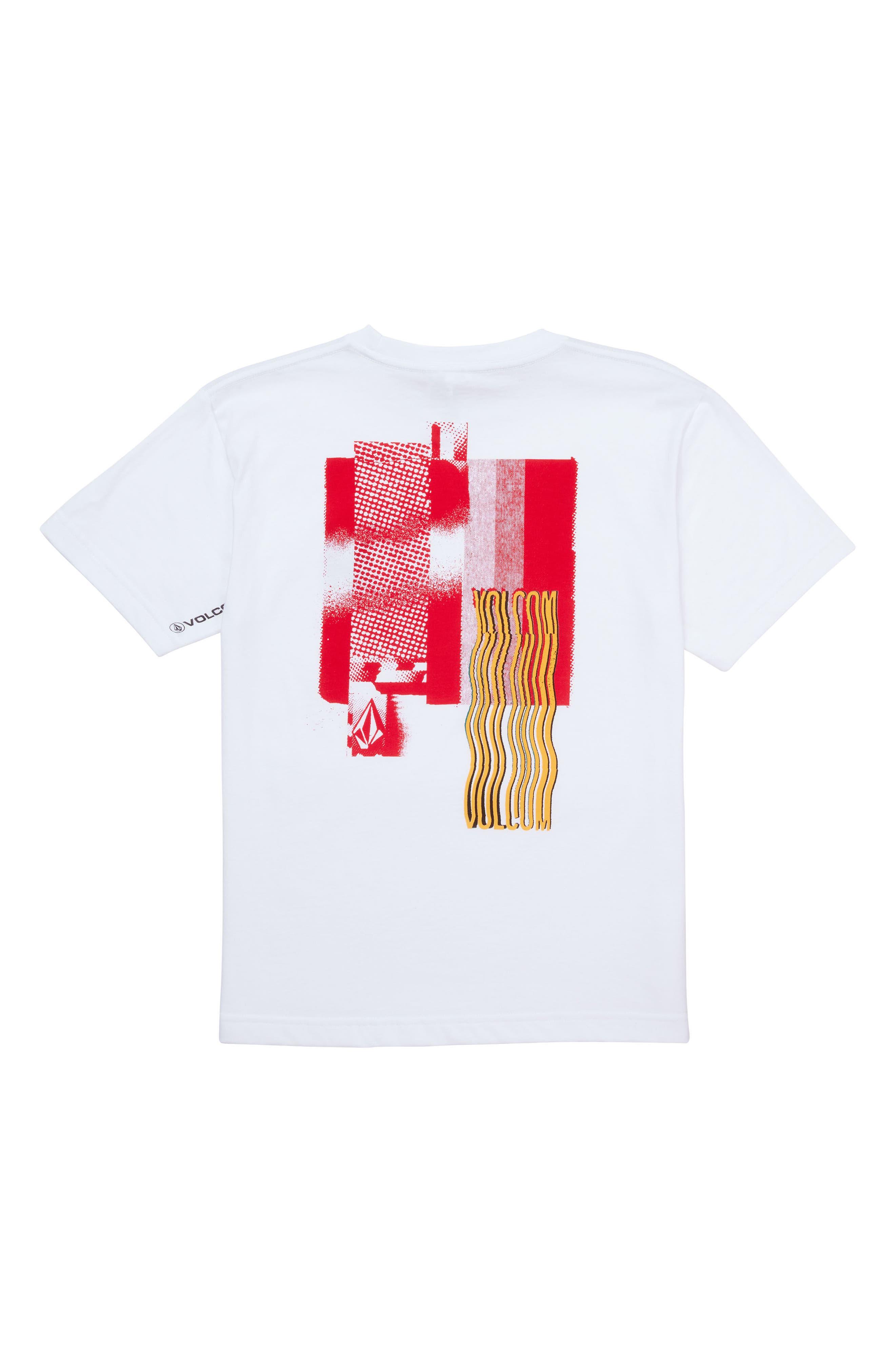 Lifer Graphic T-Shirt,                             Alternate thumbnail 2, color,                             White