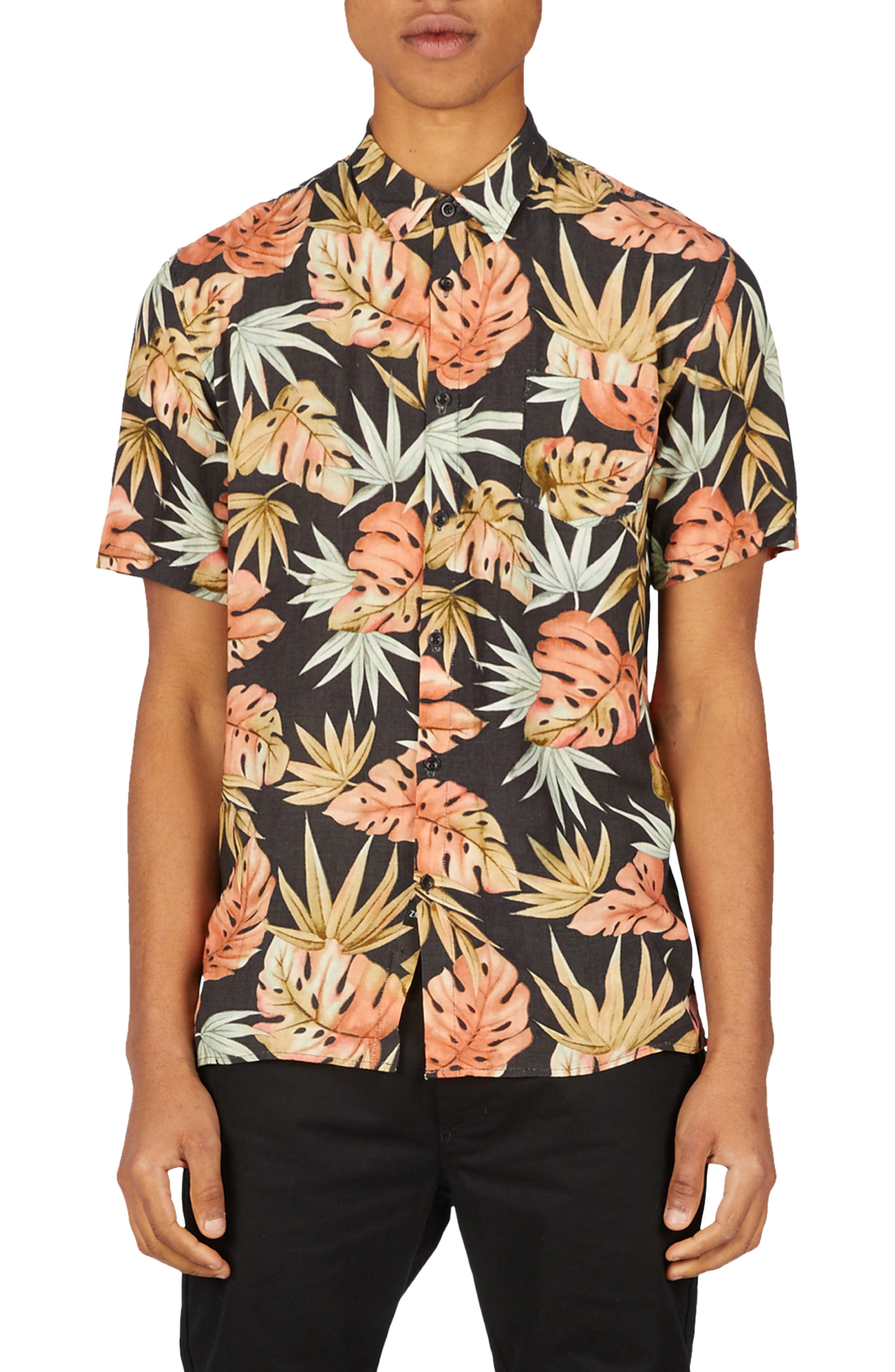ZANEROBE Forage Woven Shirt