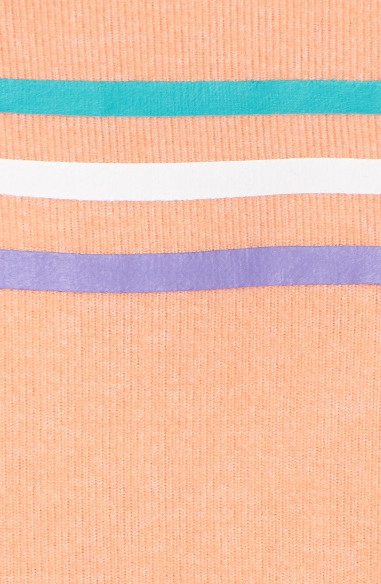 Too Cool Pullover,                             Alternate thumbnail 6, color,                             Coral Pink