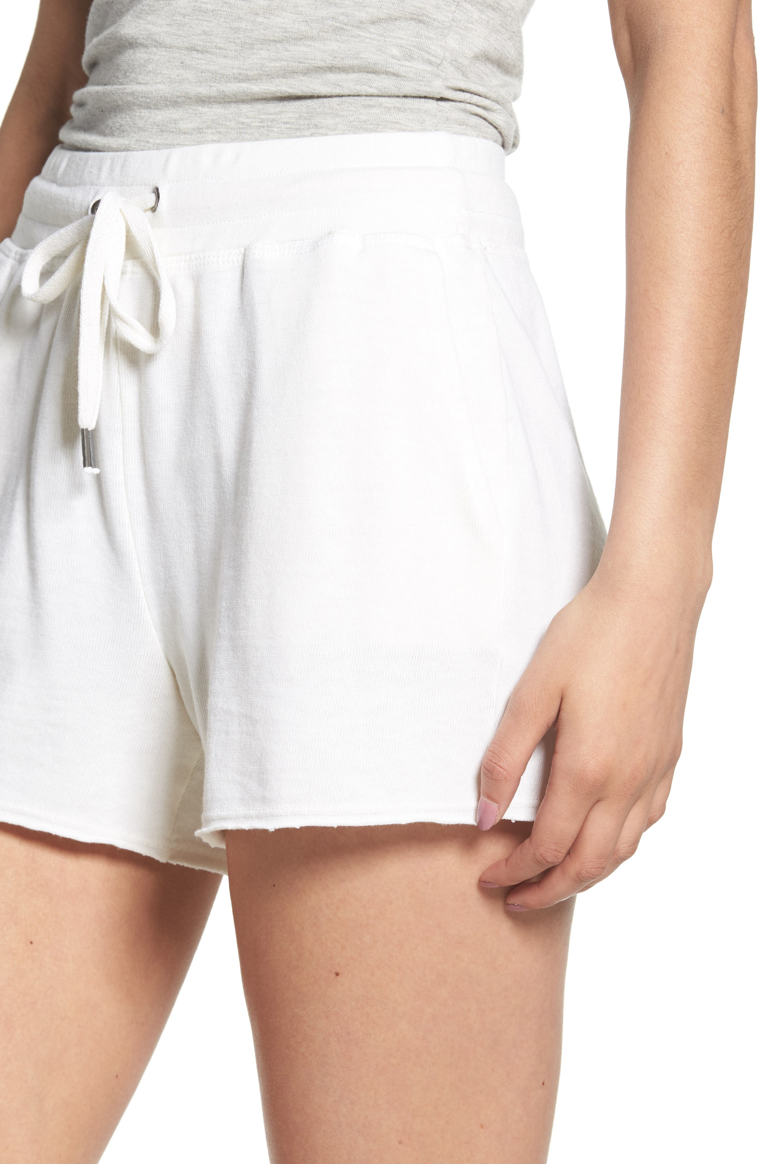 Active Shorts,                             Alternate thumbnail 4, color,                             Off White
