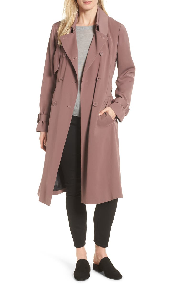 Heritage Modern Trench Coat