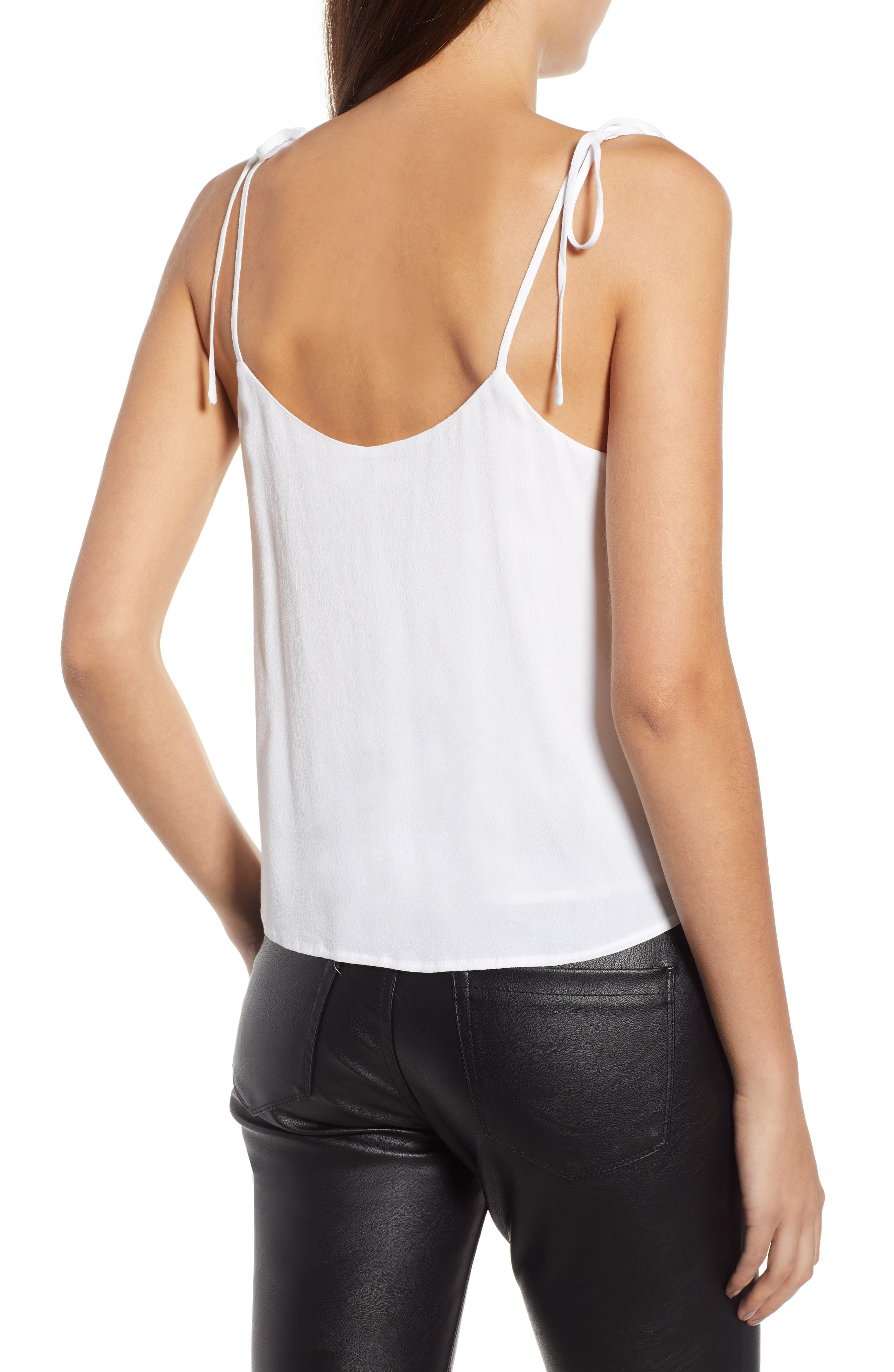 Camisole,                             Alternate thumbnail 2, color,                             Ivory