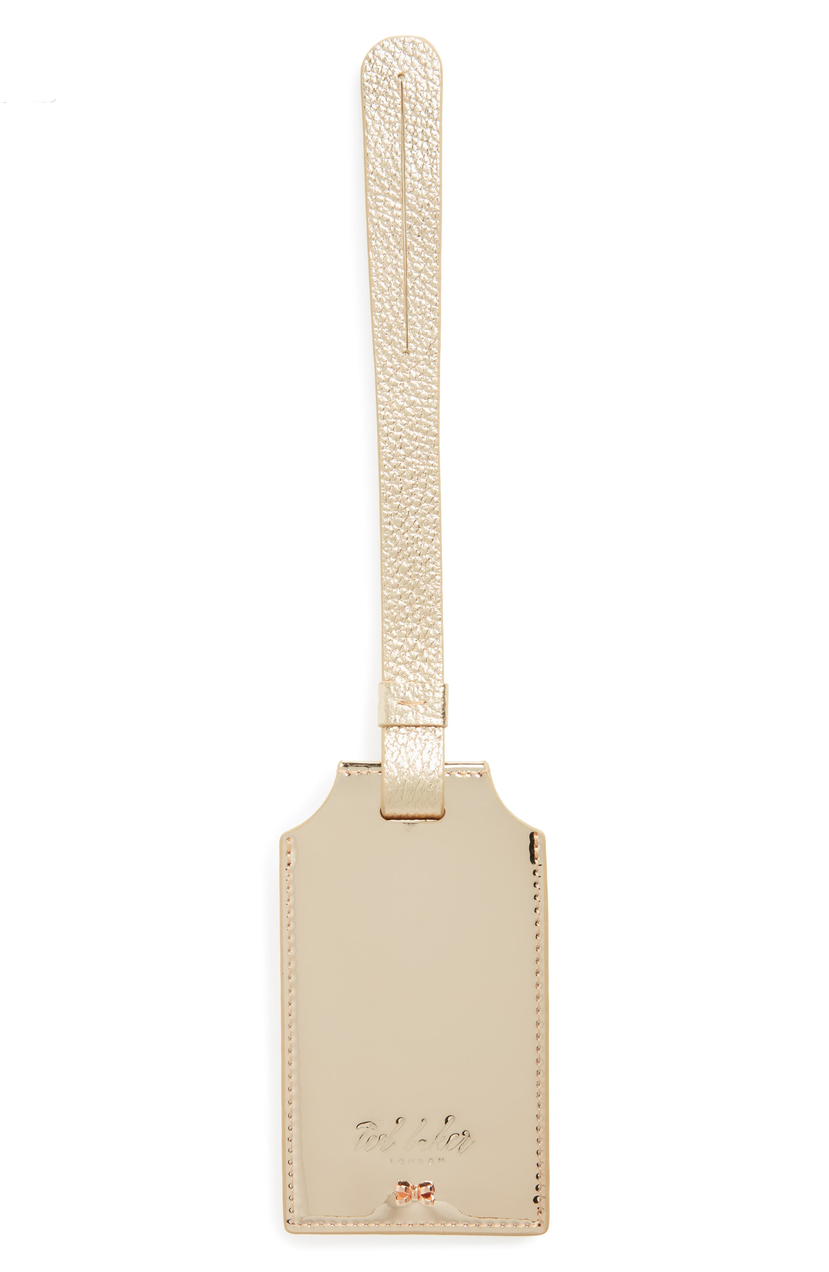 Ted Baker London Kelsiee Luggage Tag