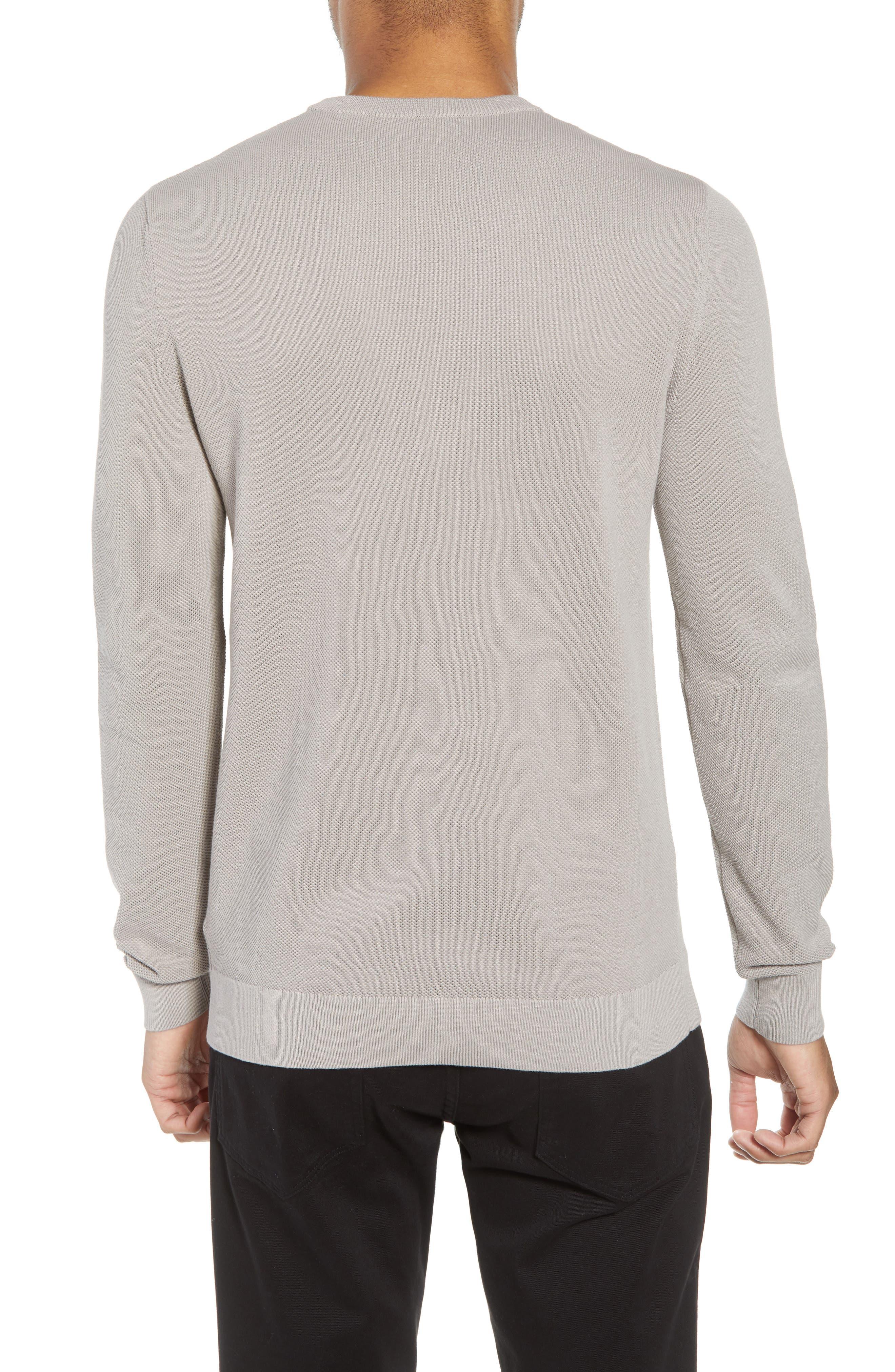 Alternate Image 2  - Theory Riland Cotton Long Sleeve T-Shirt