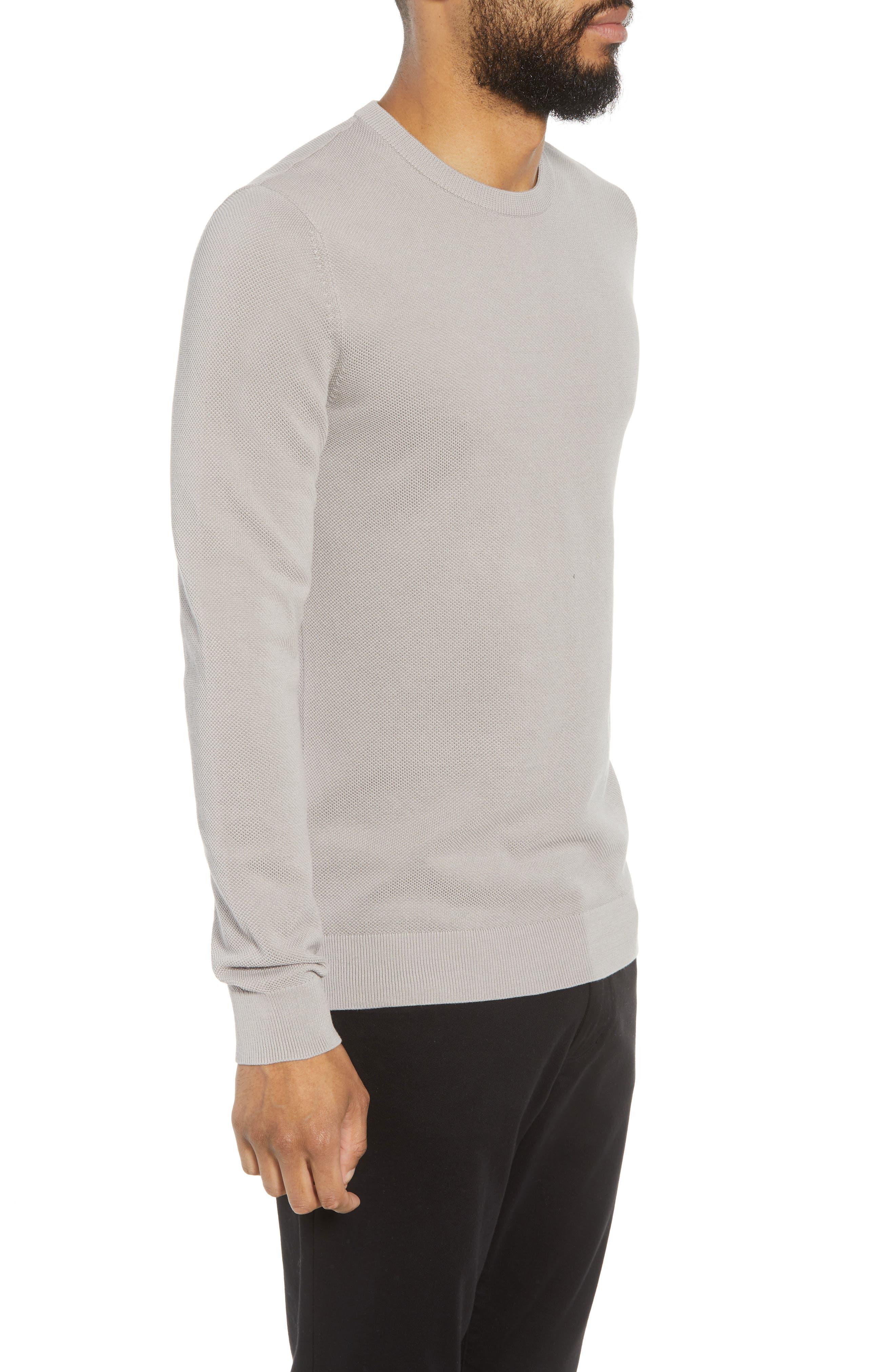 Alternate Image 3  - Theory Riland Cotton Long Sleeve T-Shirt